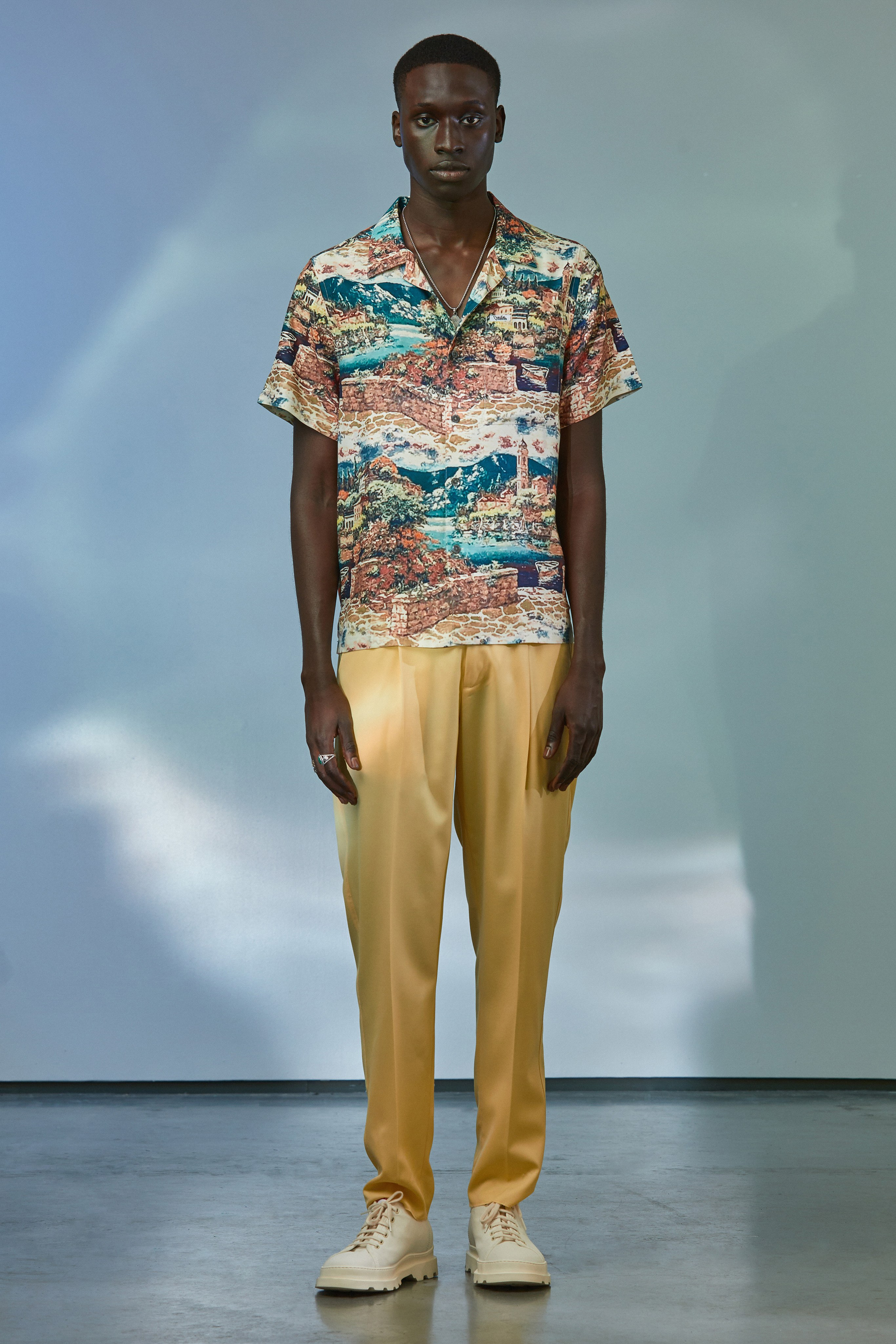 Ovadia & Sons Men's Spring 2020 Fashion Show