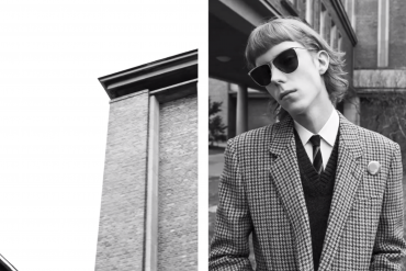 Celine Fall 2019 Men's Ad Campaign by Hedi Silmane
