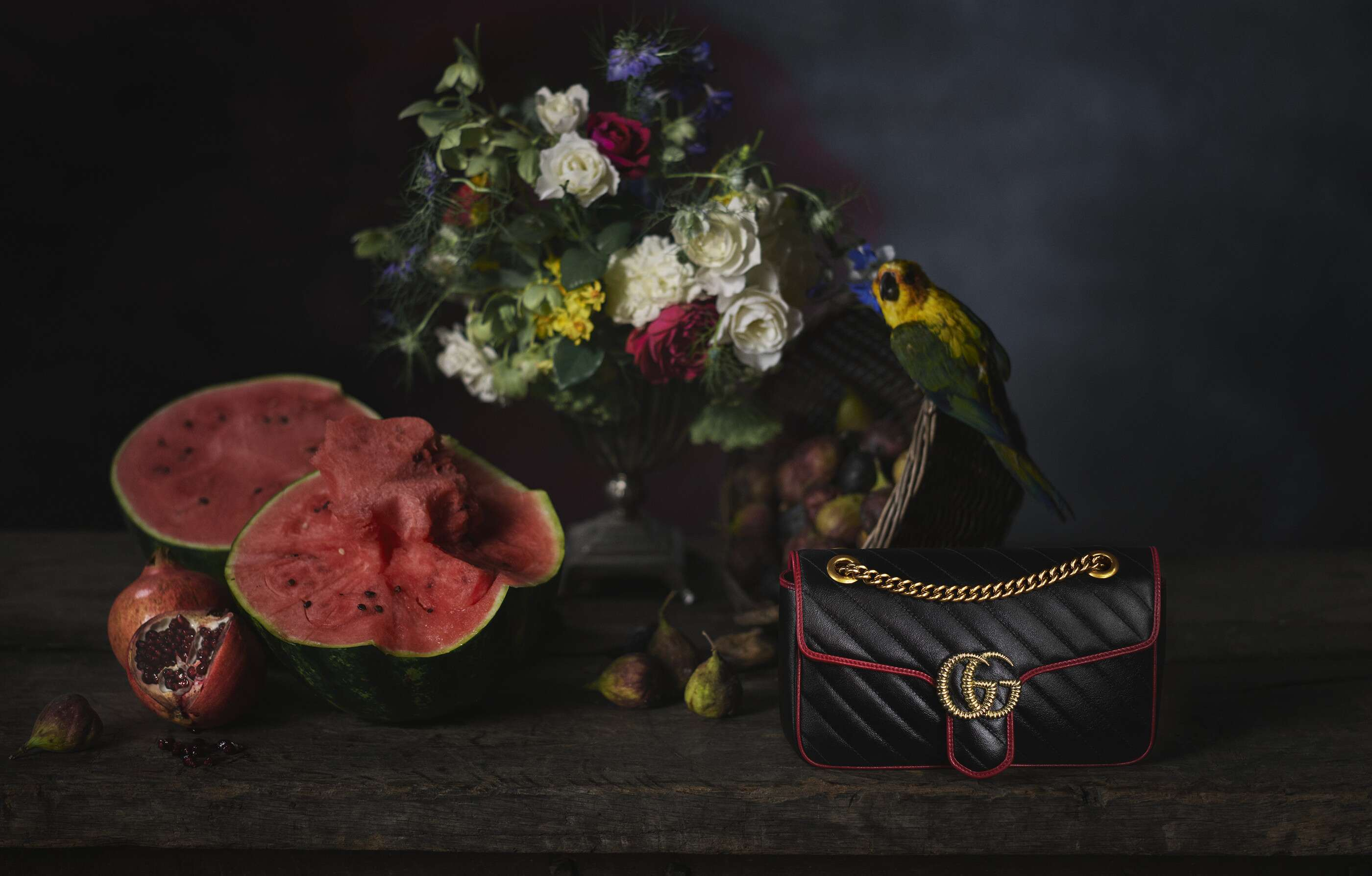 GG Marmont Rebirths Renaissance in Dutch-Inspired Campaign | The Impression