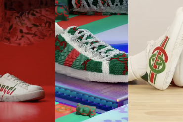 Gucci Teams with Digital Artist for Instagram Ace Sneaker Launch