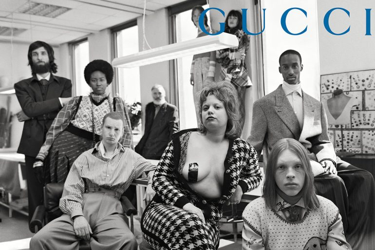 Gucci Fall 2019 Prêt-À-Porter Ad Campaign By Glen Luchford