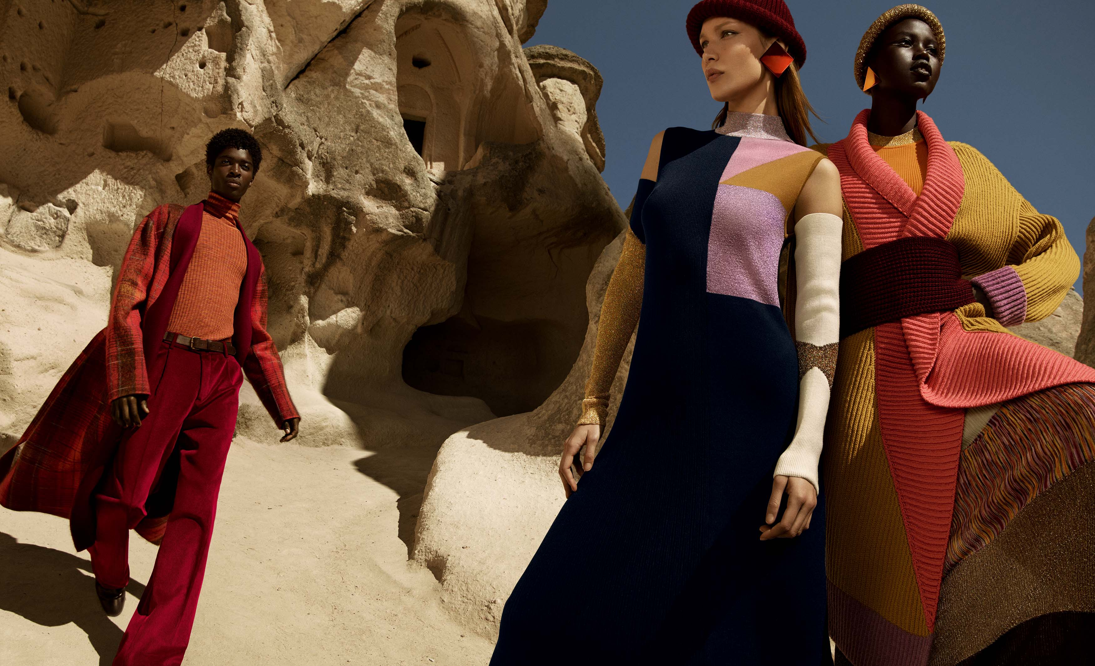 Missoni Fall 2019 Ad Campaign