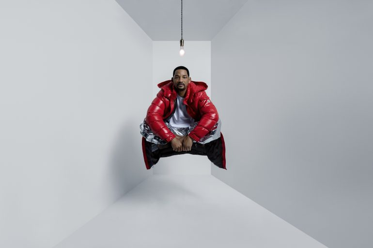 Moncler Enlists Will Smith for His First Ever Fashion Campaign.