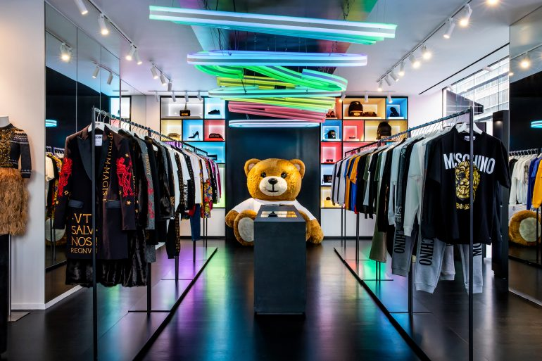 Moschino Debuts Long-Term Madison Ave Pop-Up