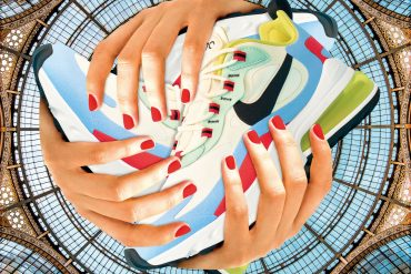 Toiletpaper art collective creates a series of posters Nike Air Max