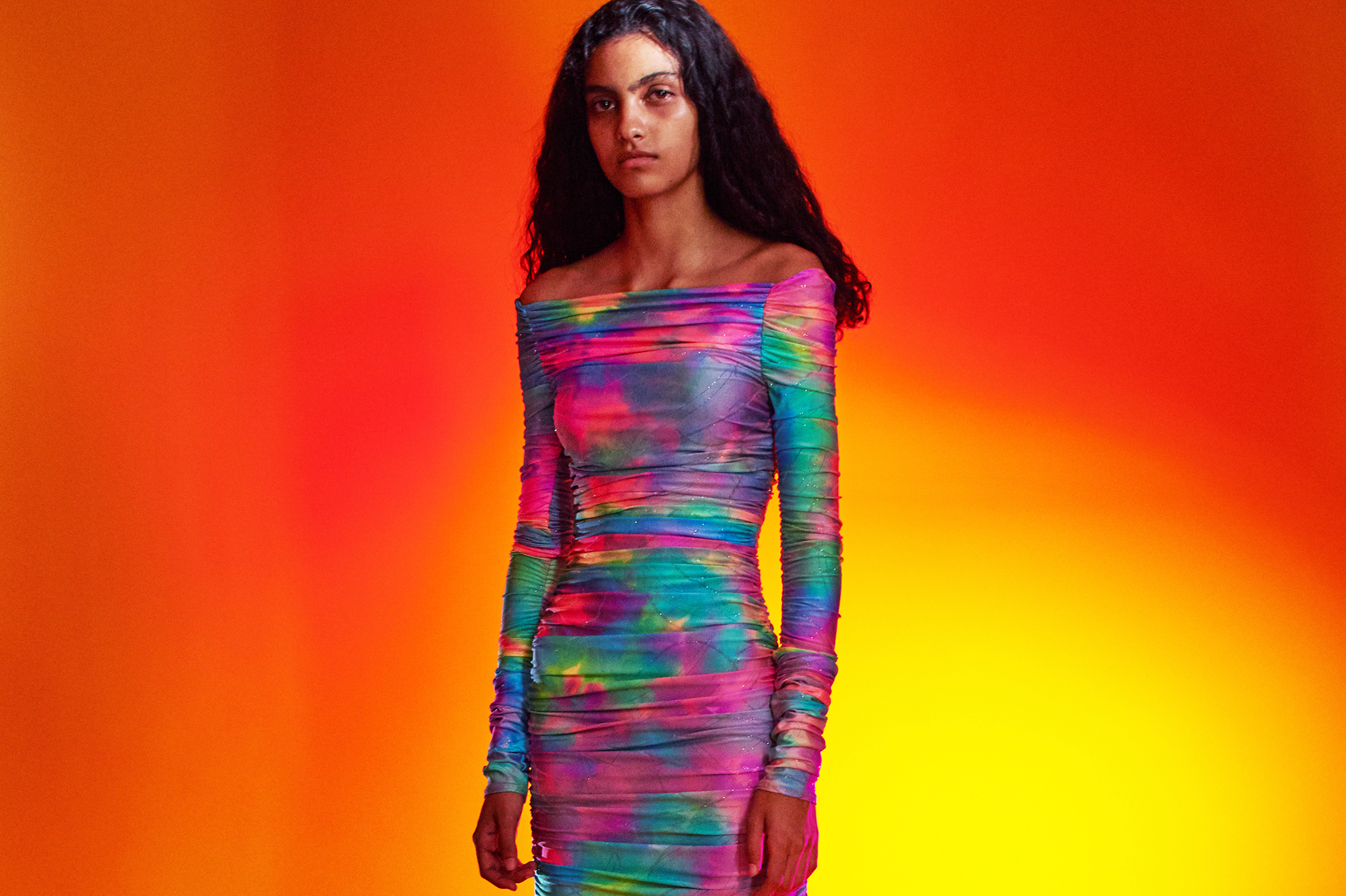 Sies Marjan Fall 2019 Hypercolor Series by Gareth McConnell