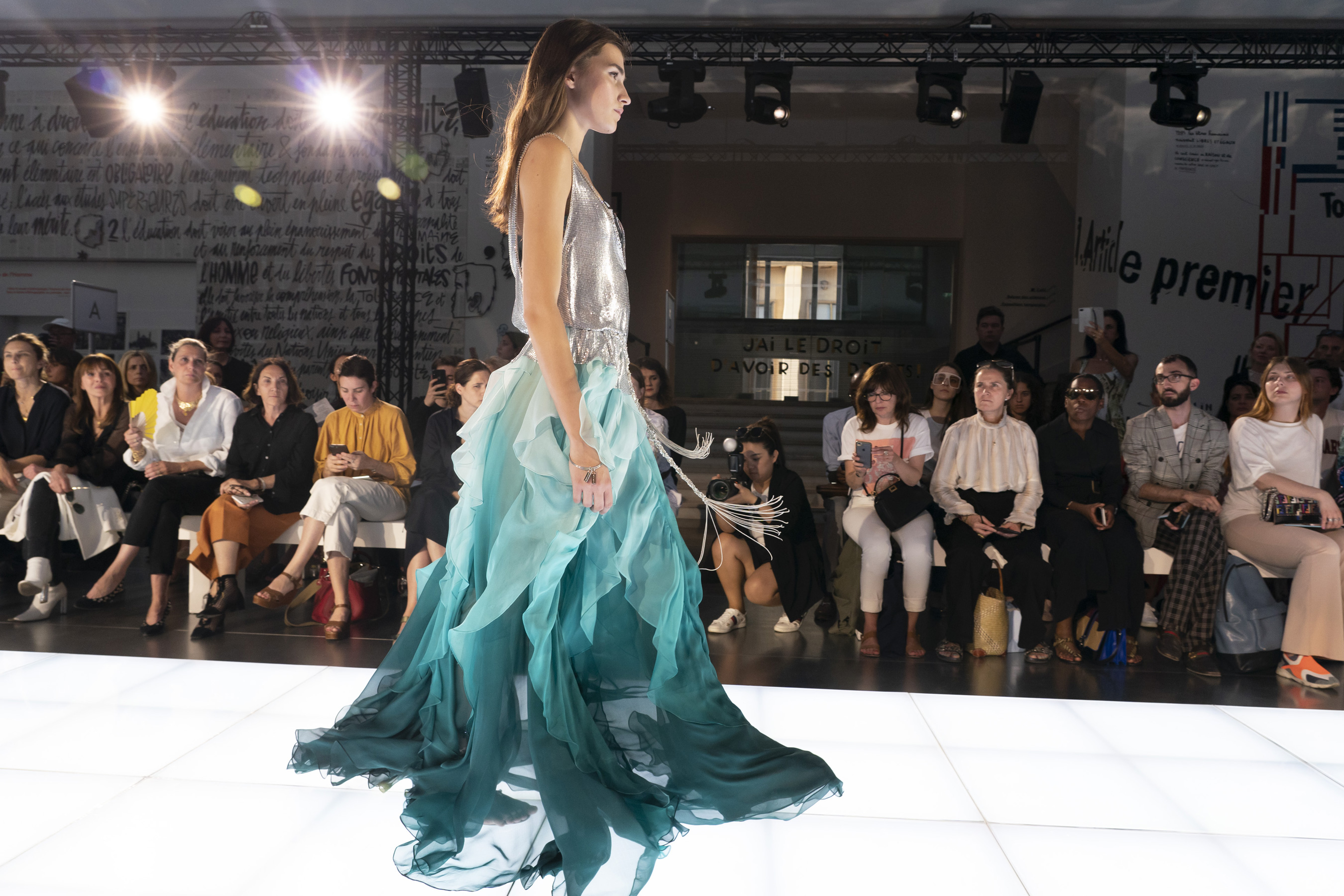 Azzaro Couture Couture Fall 2019 Fashion Show Atmosphere
