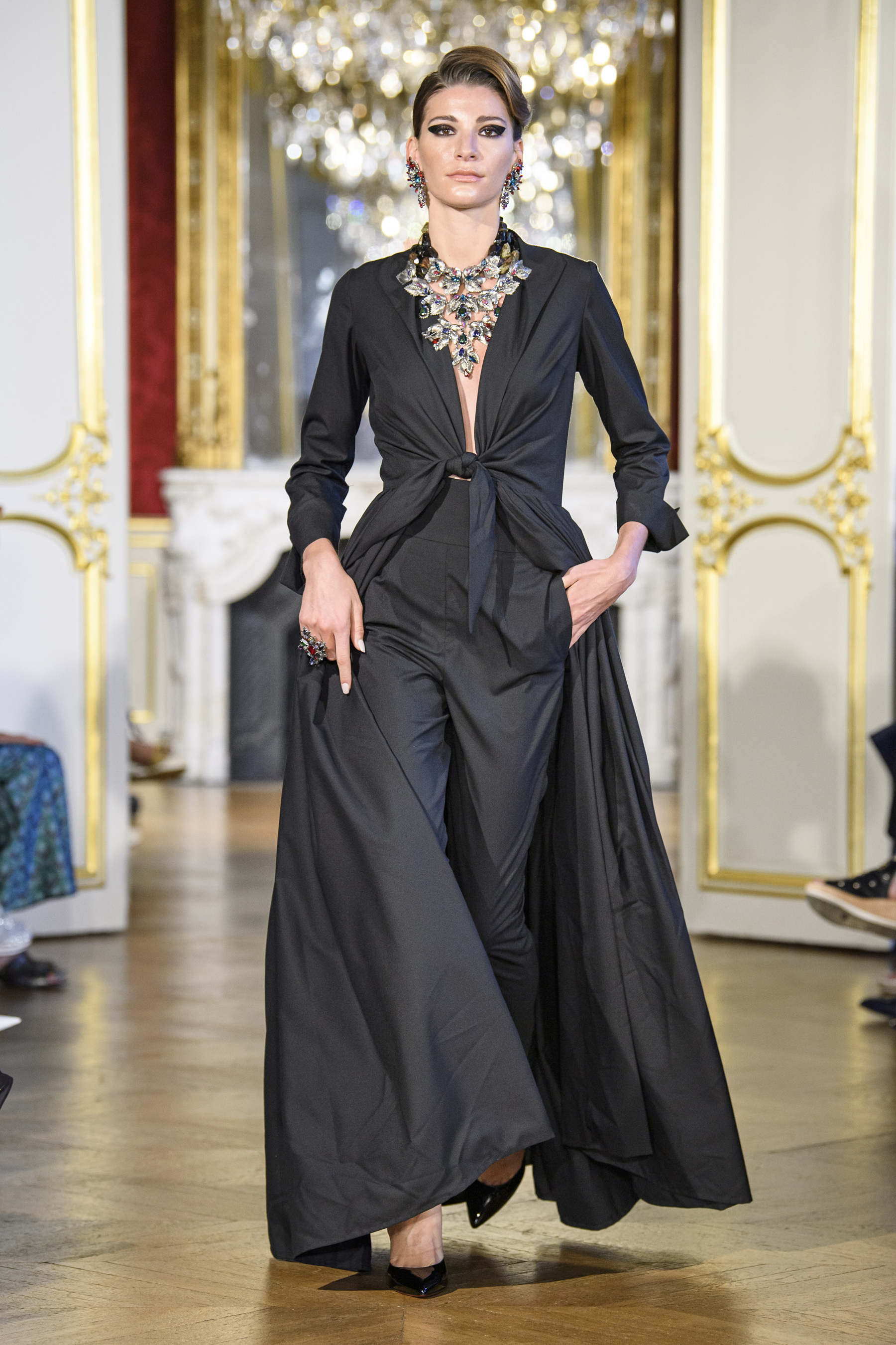 Baroqco Couture Fall 2019 Fashion Show