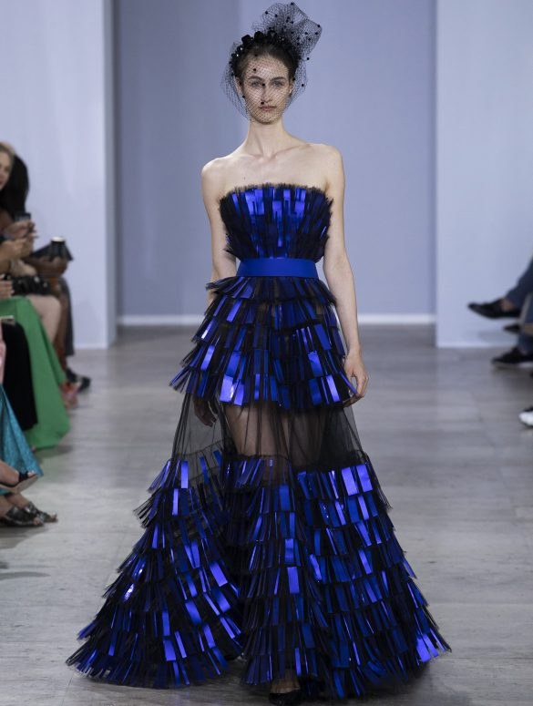 Georges Chakra Couture Fall 2019 Fashion Show