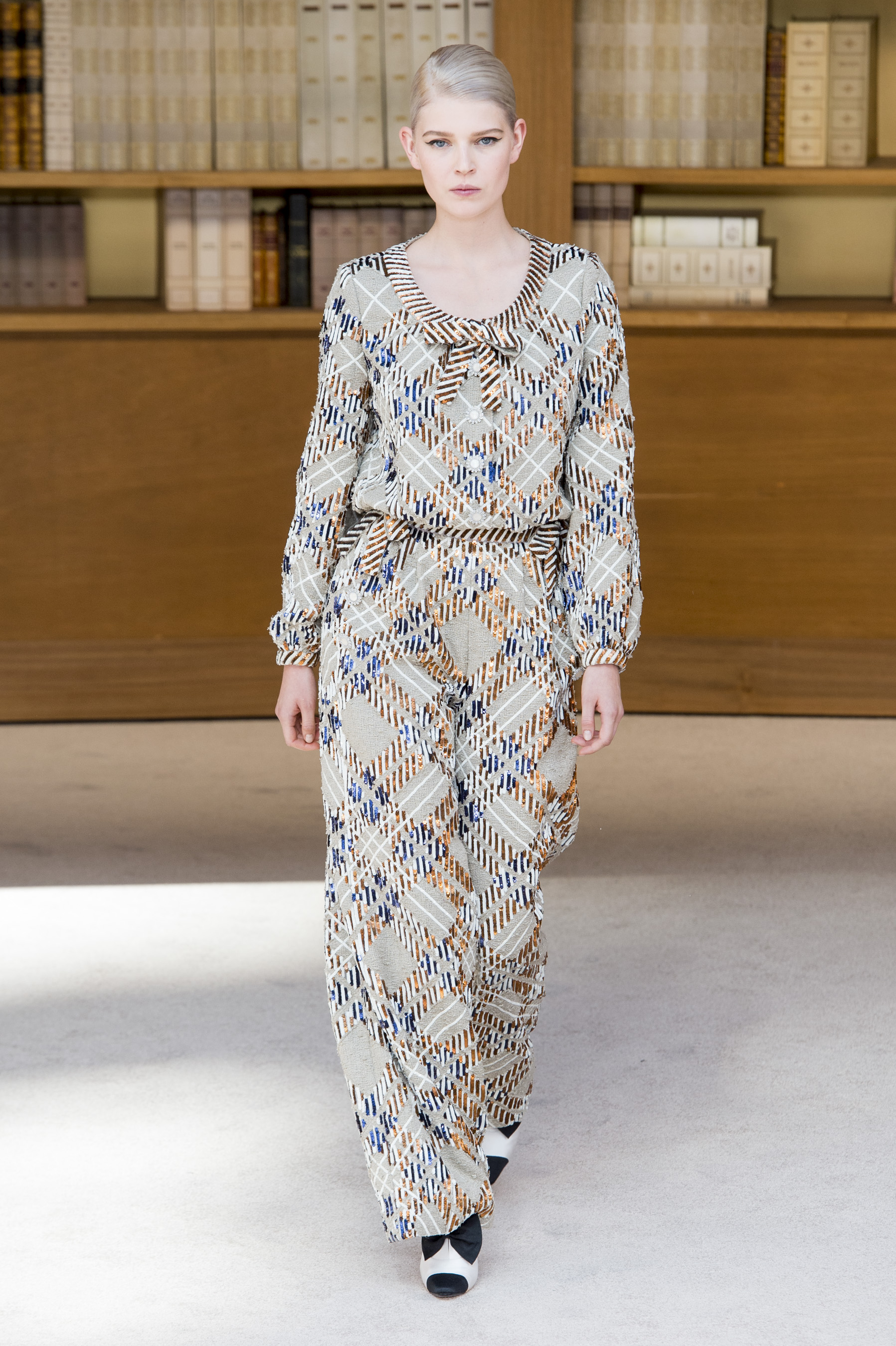 Chanel Couture Fall 2019 Fashion Show