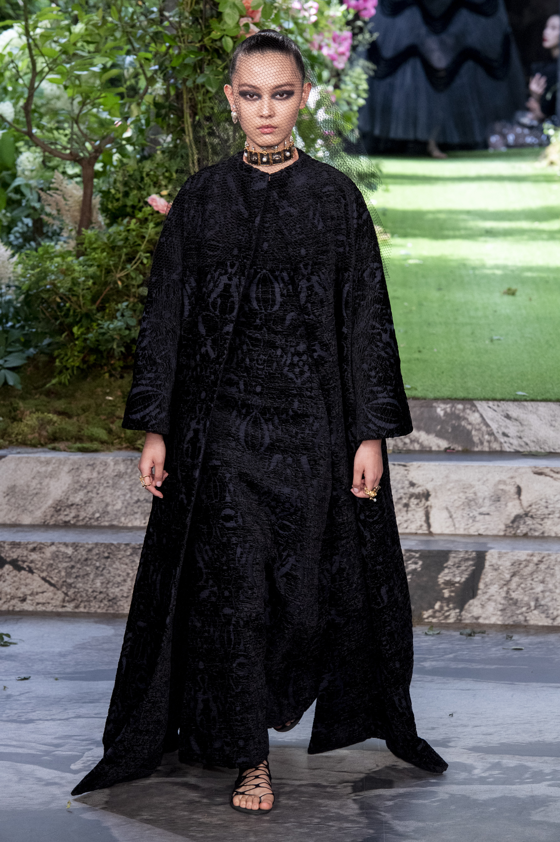Christian Dior Couture Fall 2019 Fashion Show