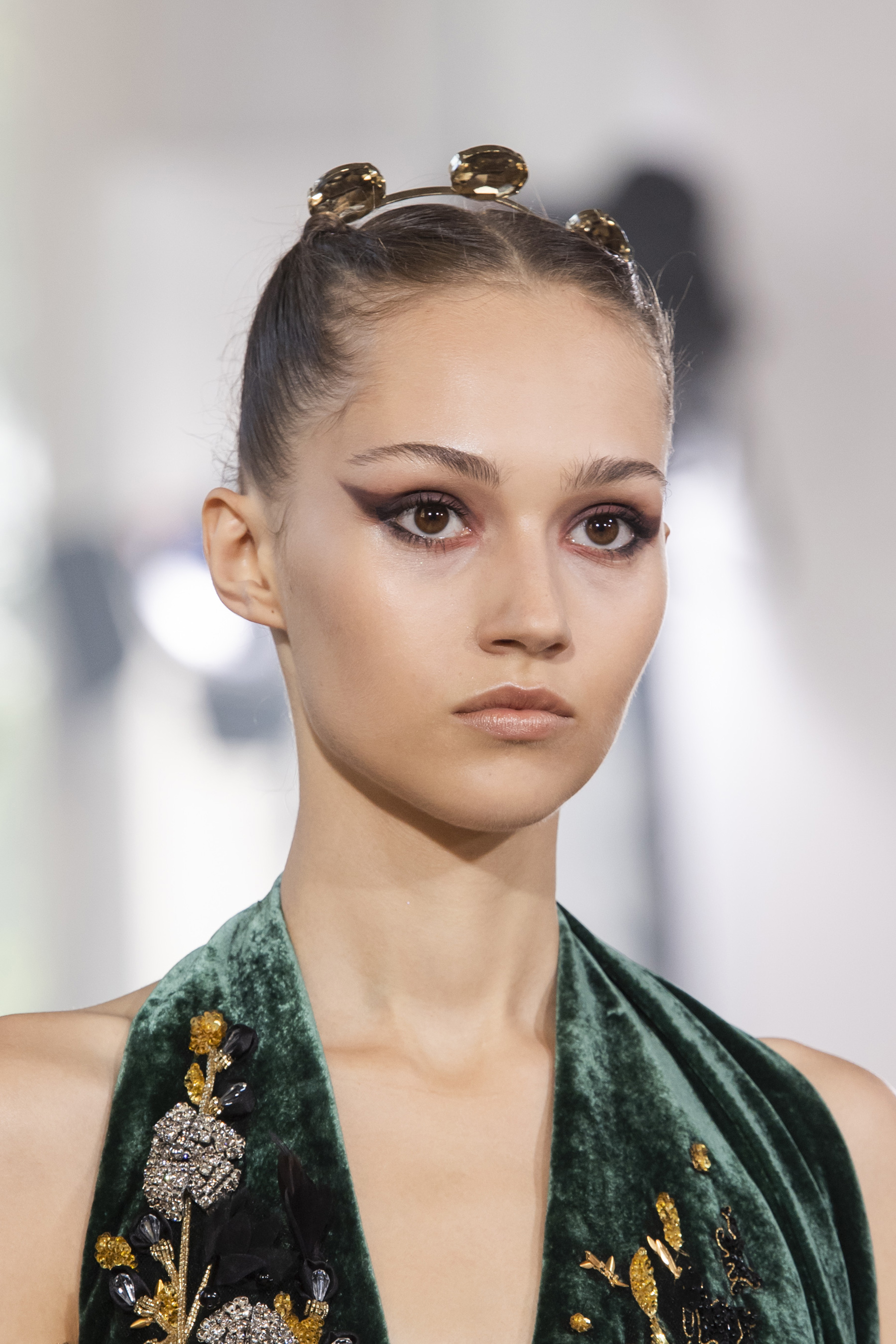Elie Saab Couture Fall 2019 Fashion Show Details