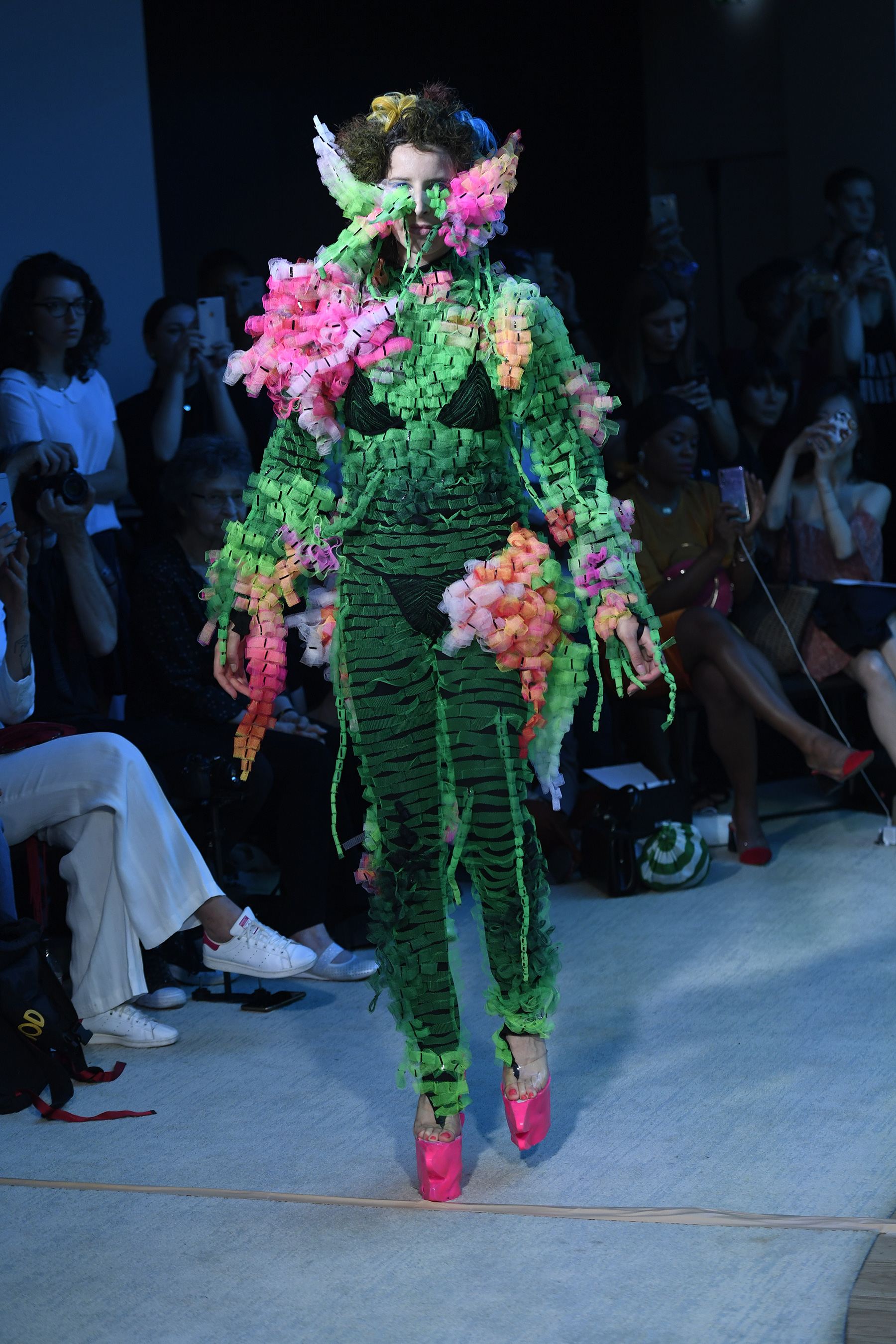 Flora Miranda Couture Fall 2019 Fashion Show