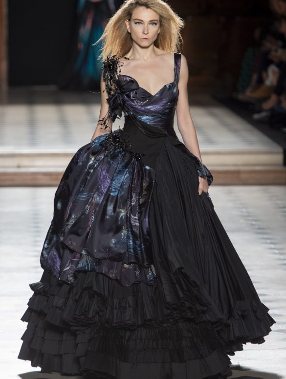 Julien Fournie Couture Fall 2019 Fashion Show