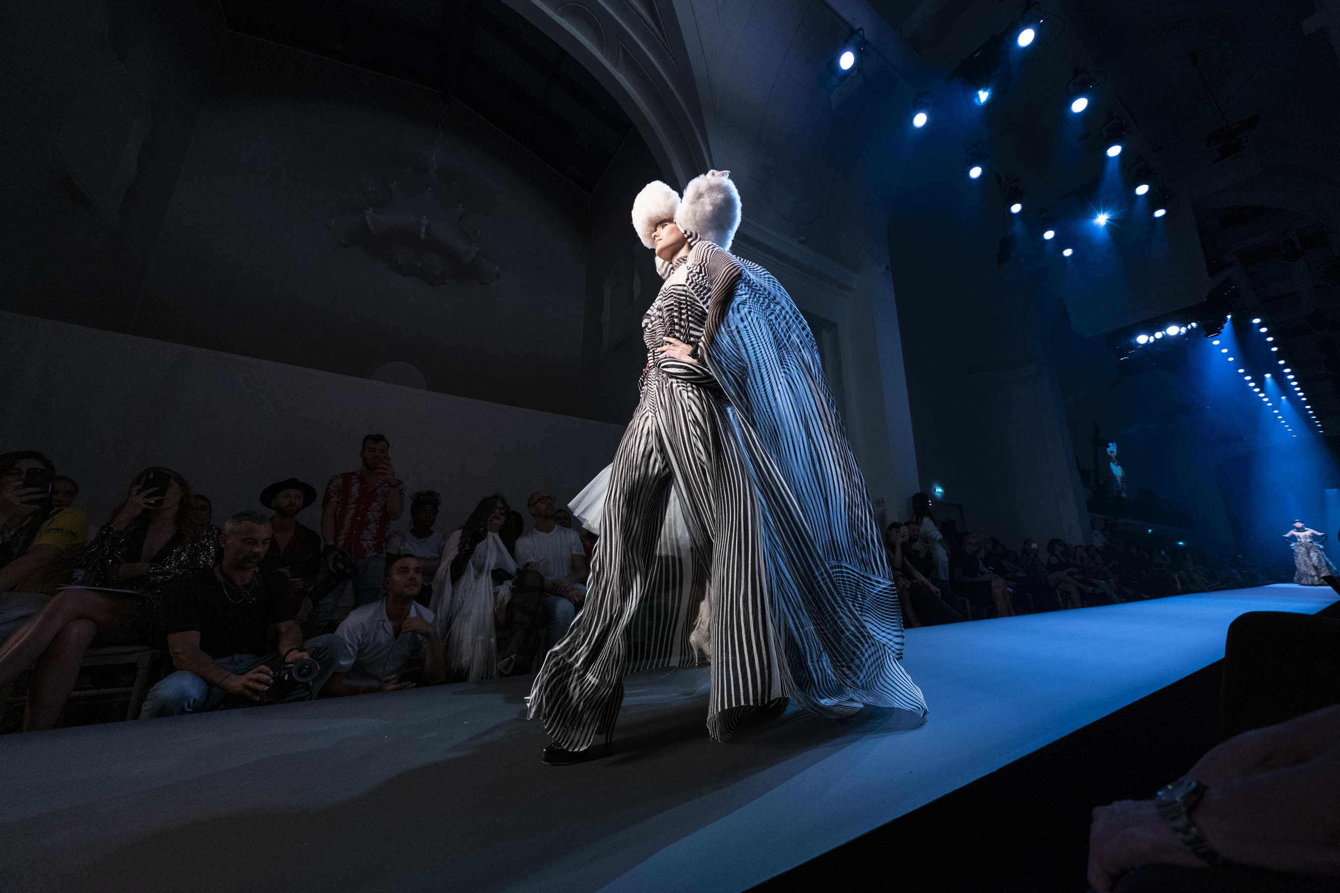 Jean Paul Gaultier Couture Fall 2019 Fashion Show Atmosphere