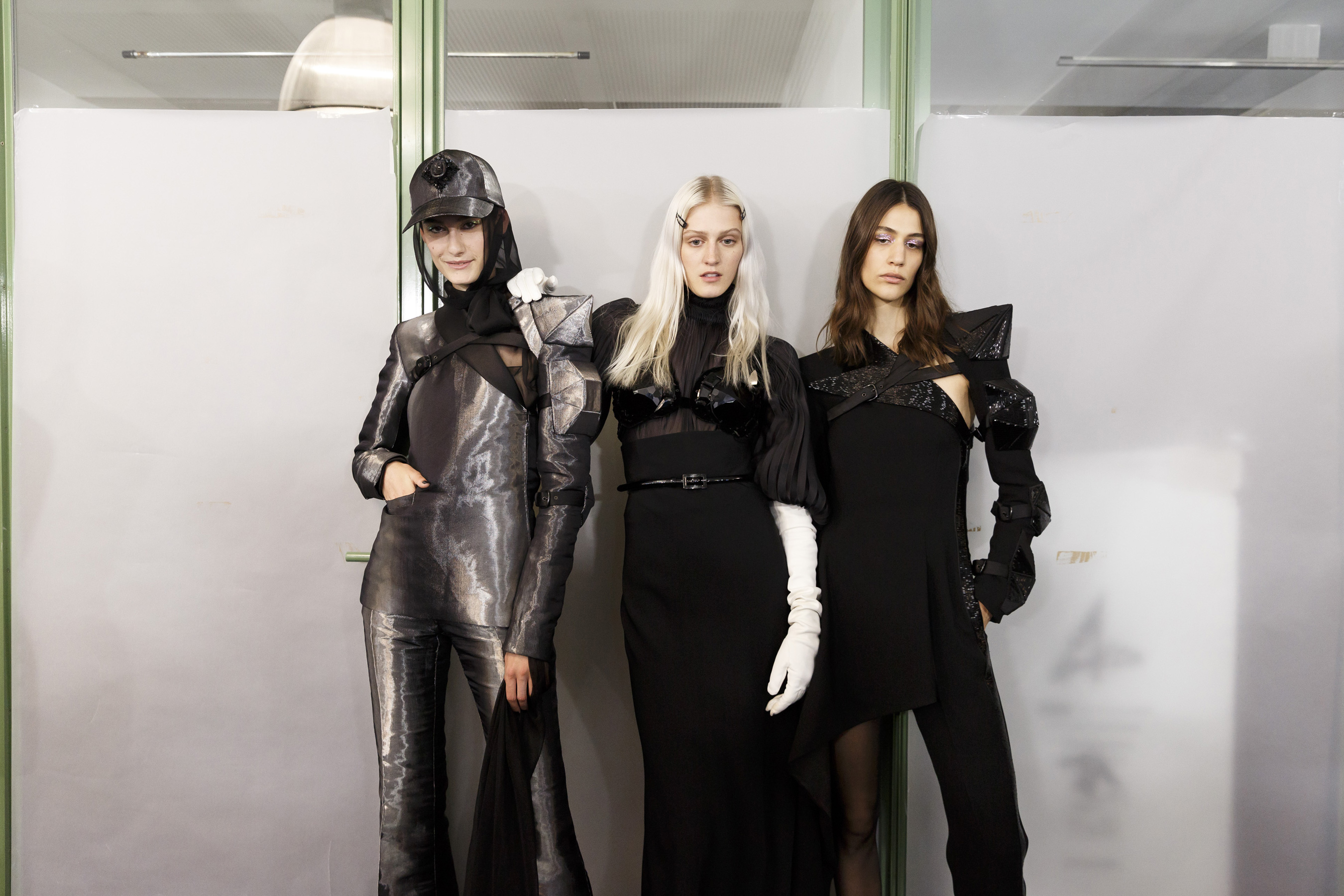 Jean Paul Gaultier Couture Fall 2019 Fashion Show Backstage