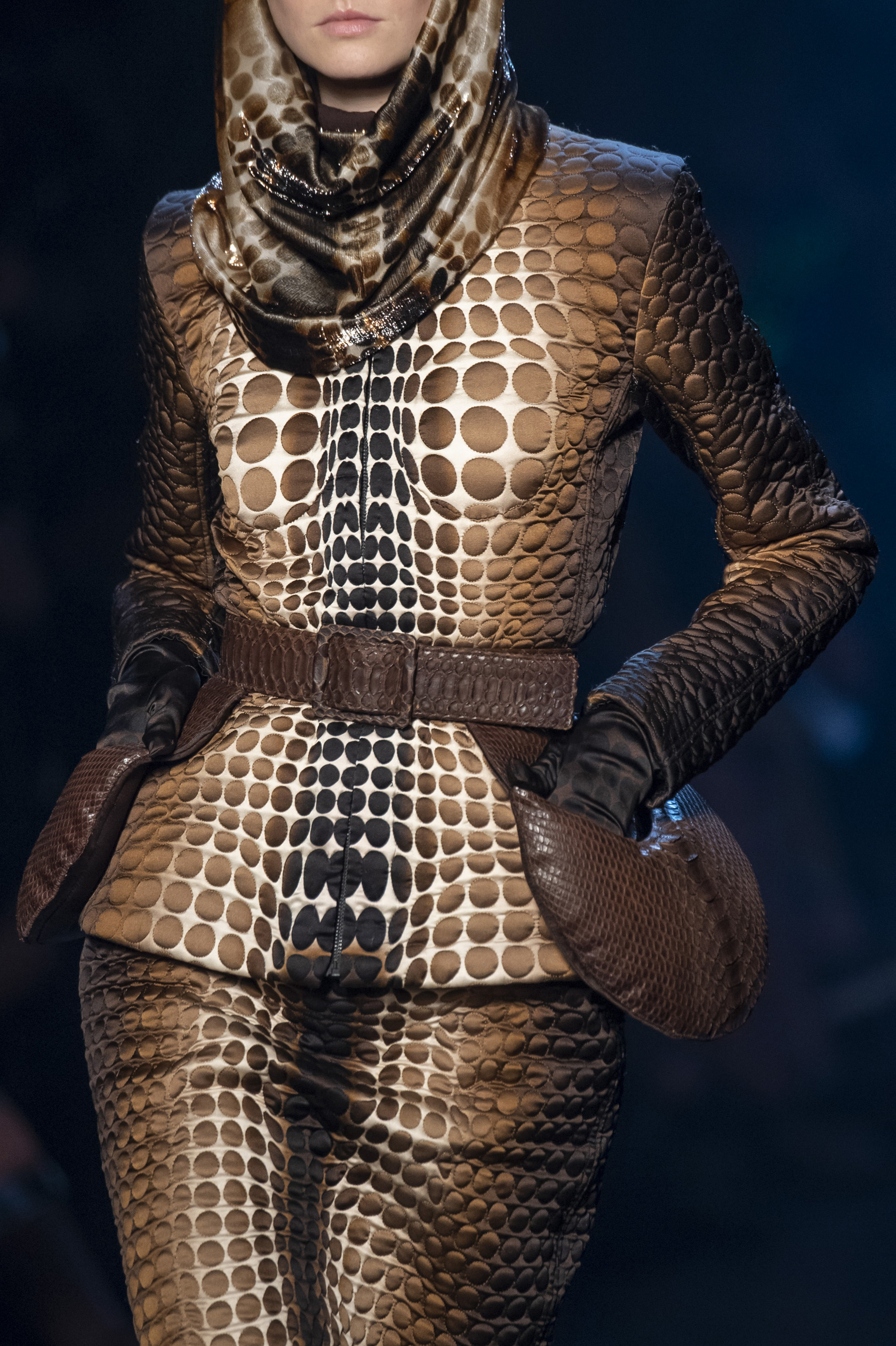 Jean Paul Gaultier Couture Fall 2019 Fashion Show Details