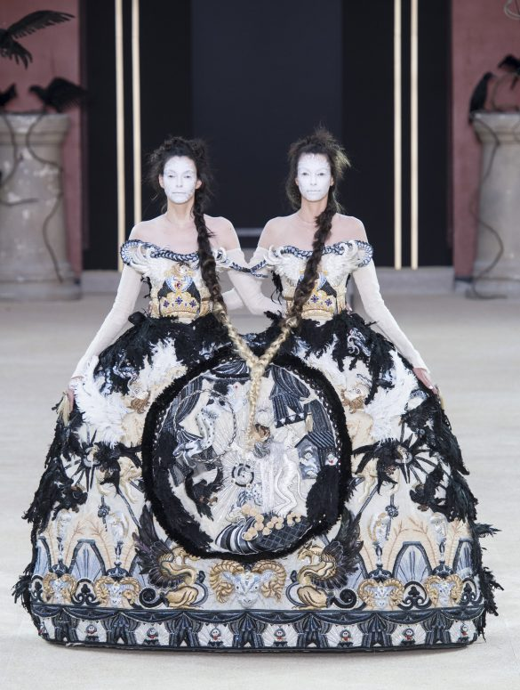 Guo Pei Couture Fall 2019 Fashion Show