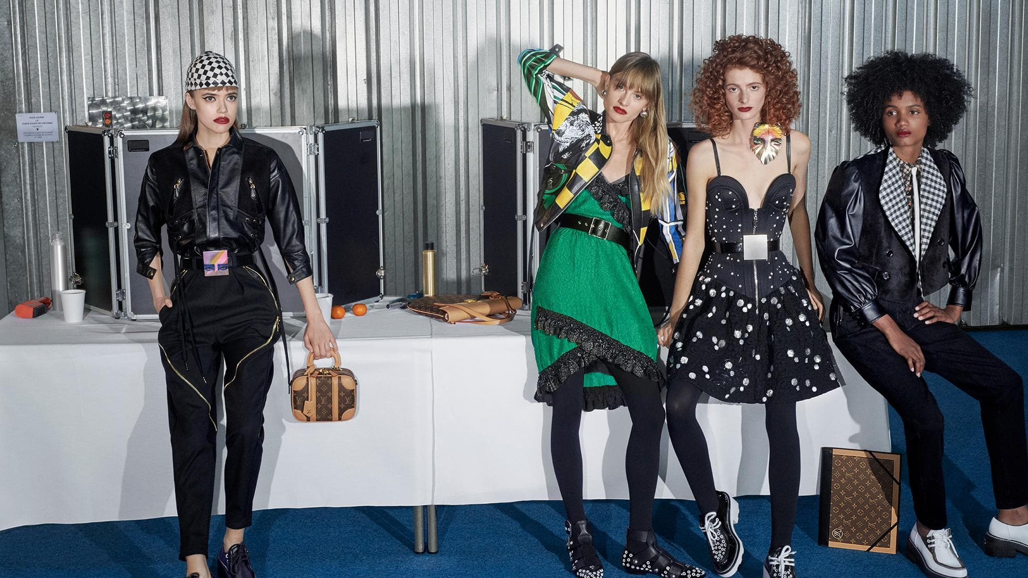 Louis Vuitton Fall 2019 Ad Campaign by Ronnie Cooke Newhouse