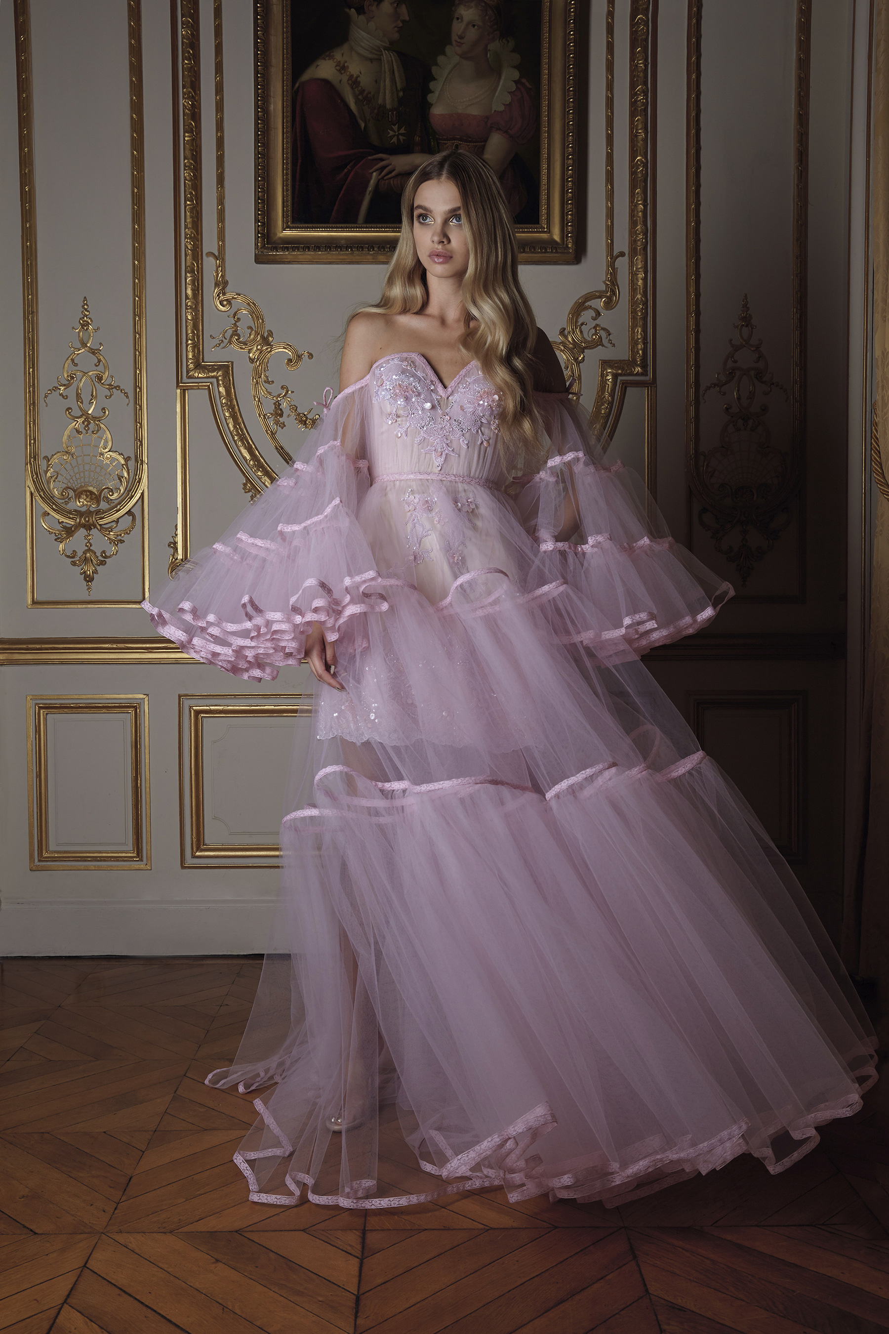Alexis Mabille Couture Fall 2019 Fashion Show