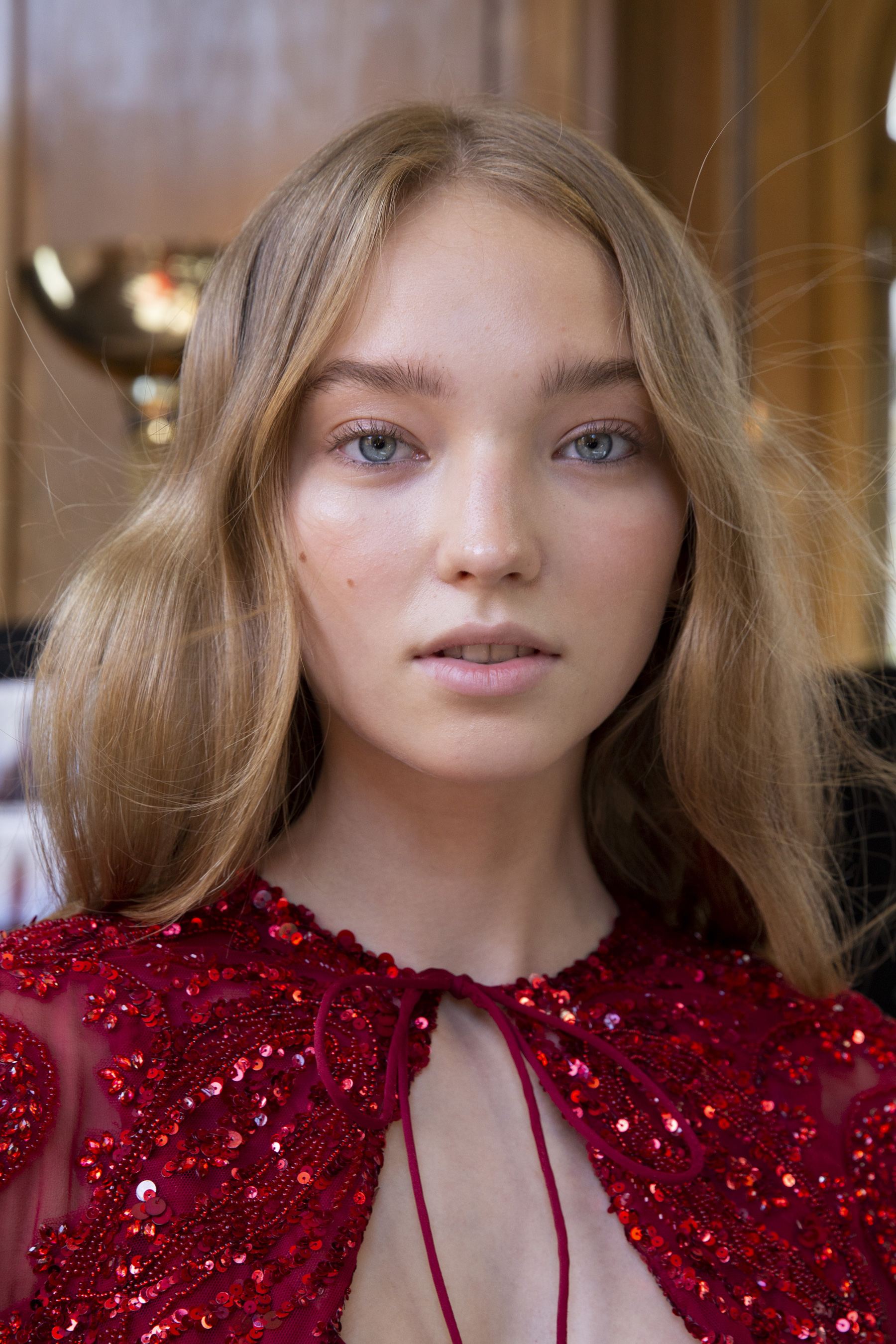 Zuhair Murad Couture Fall 2019 Fashion Show Backstage