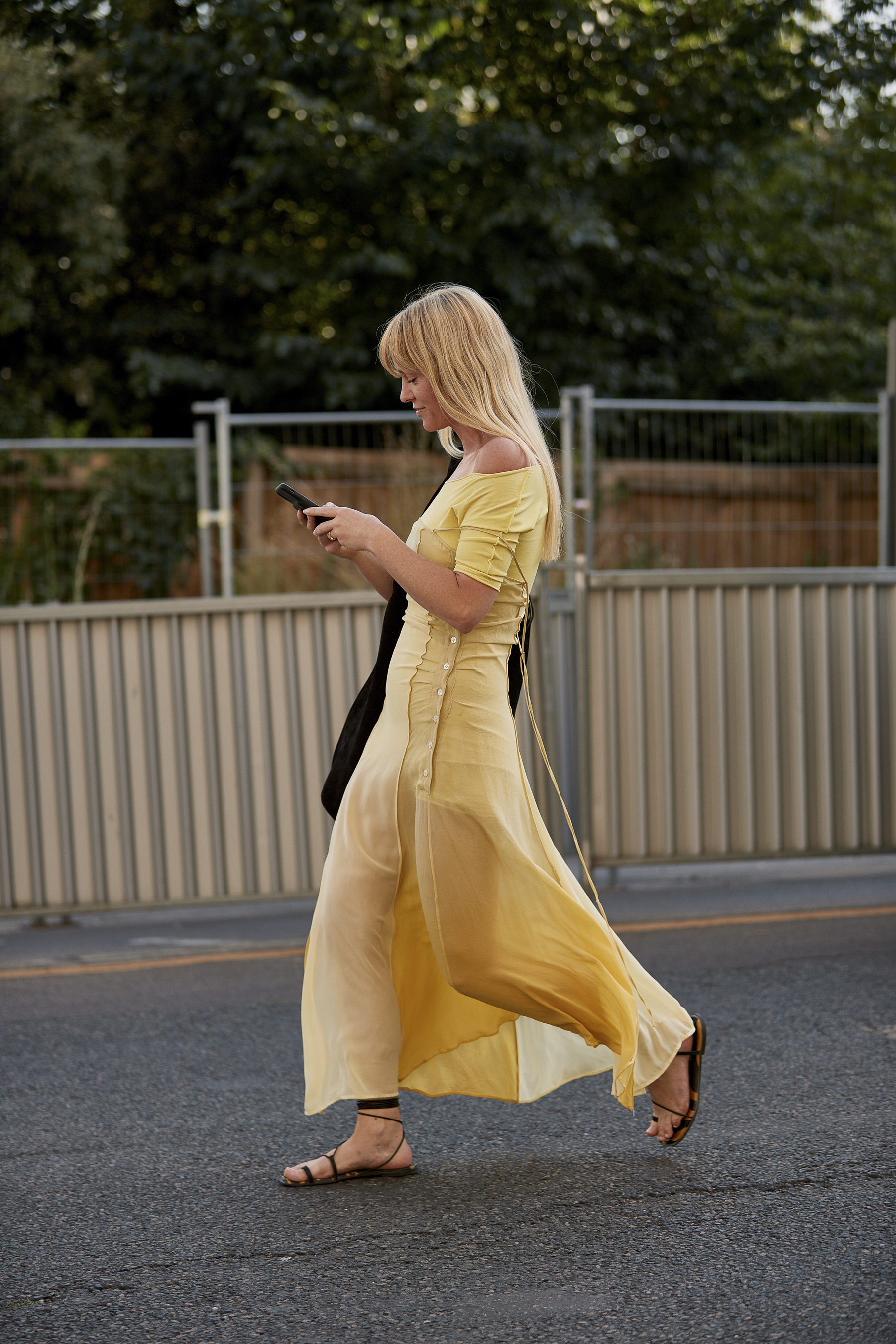 Paris Couture Street Style Fall 2019 Day