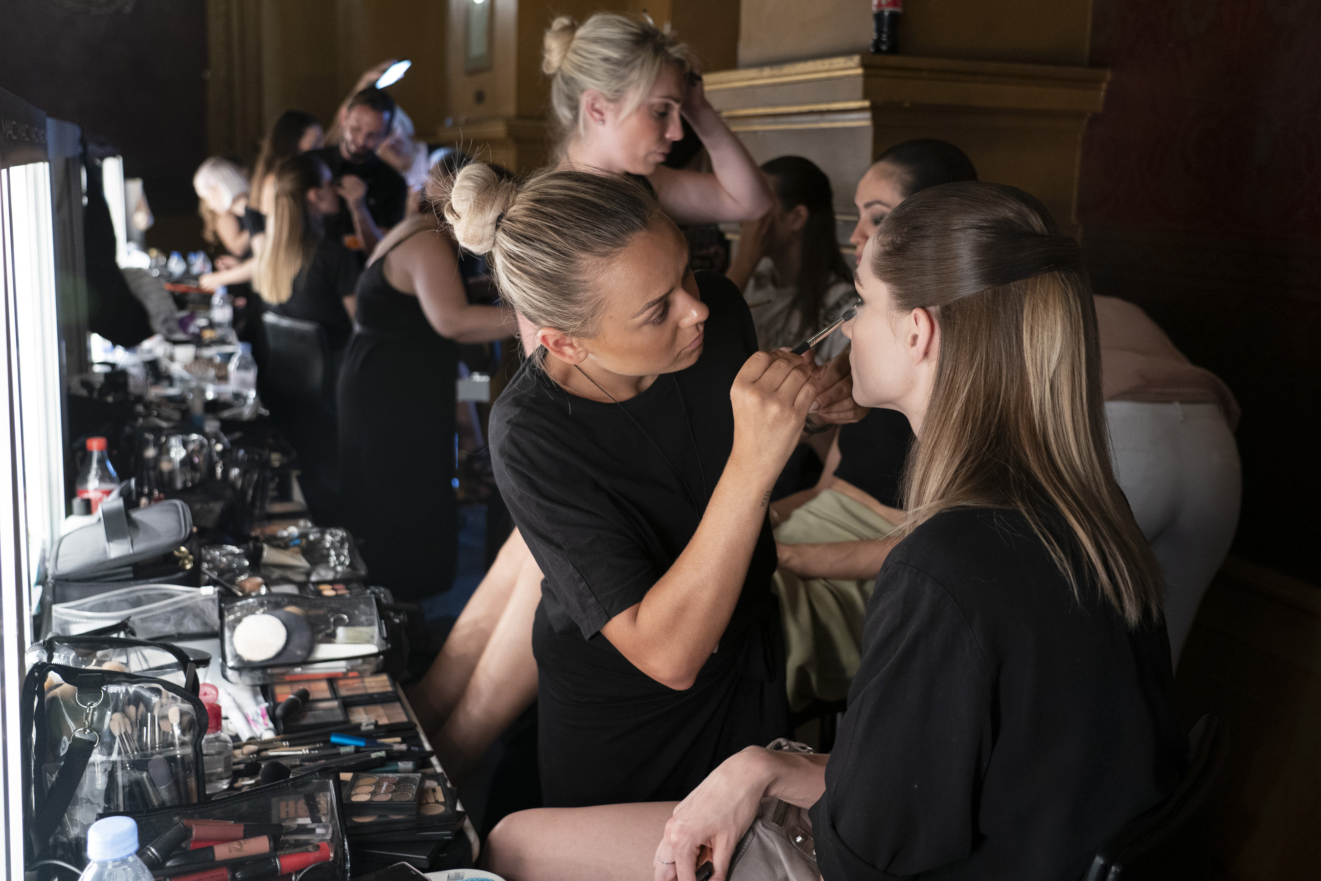 Stephane Rolland Couture Fall 2019 Fashion Show Backstage