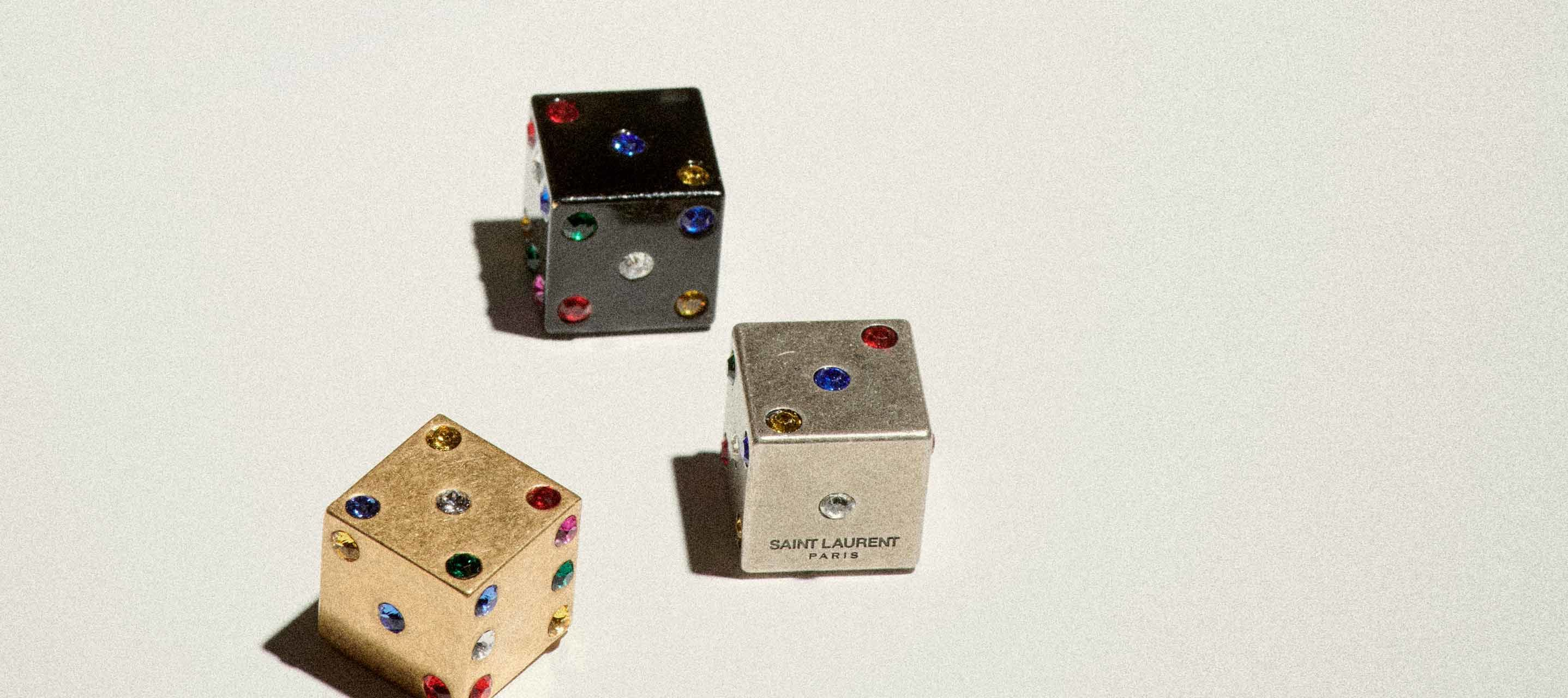Saint Laurent Collectible Toys