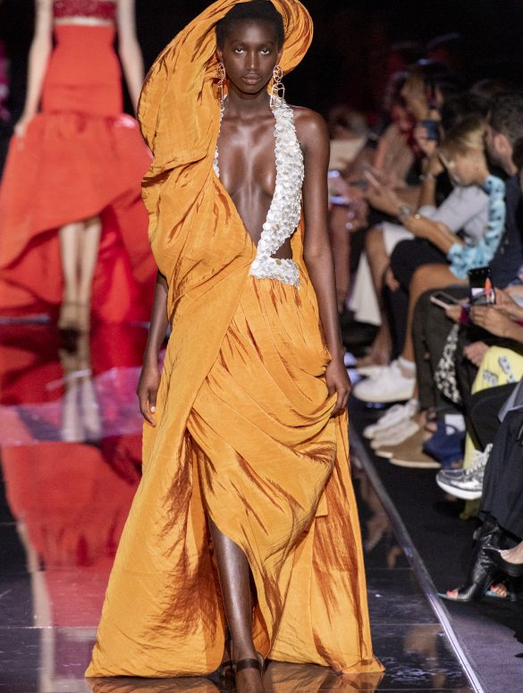 Schiaparelli Couture Fall 2019 Fashion Show