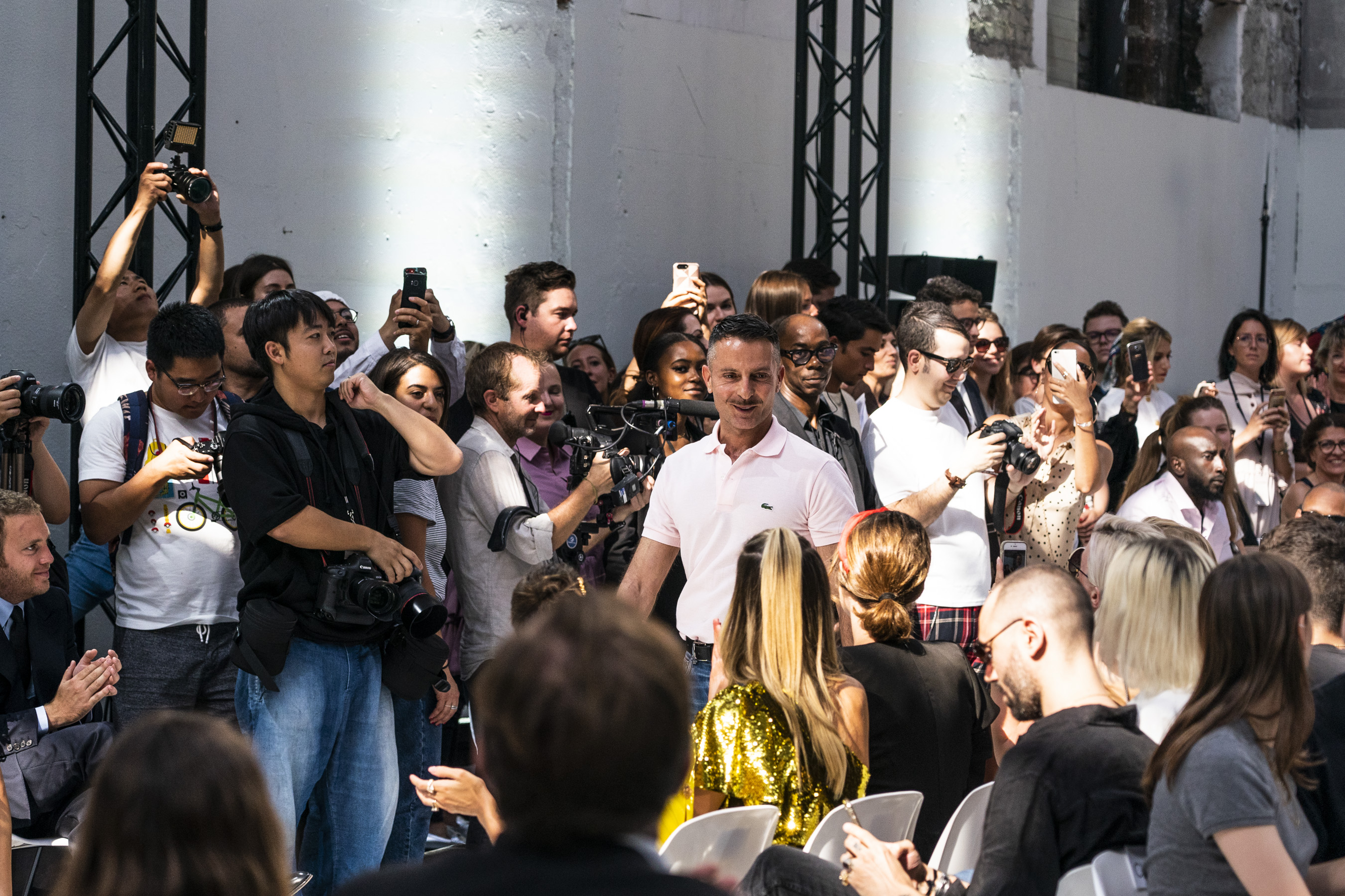Alexandre Vauthier Couture Fall 2019 Fashion Show Atmosphere