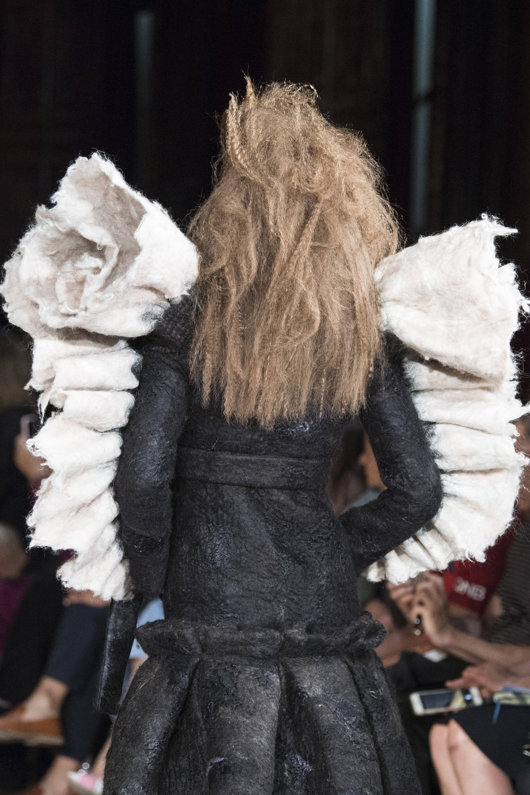 Viktor & Rolf Couture Fall 2019 Fashion Show Details