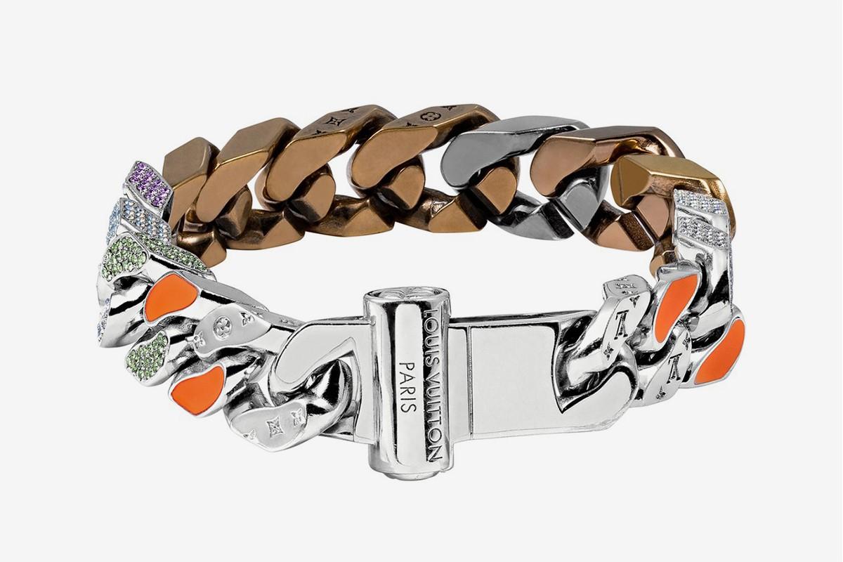 Virgil Abloh's New Louis Vuitton Jewelry