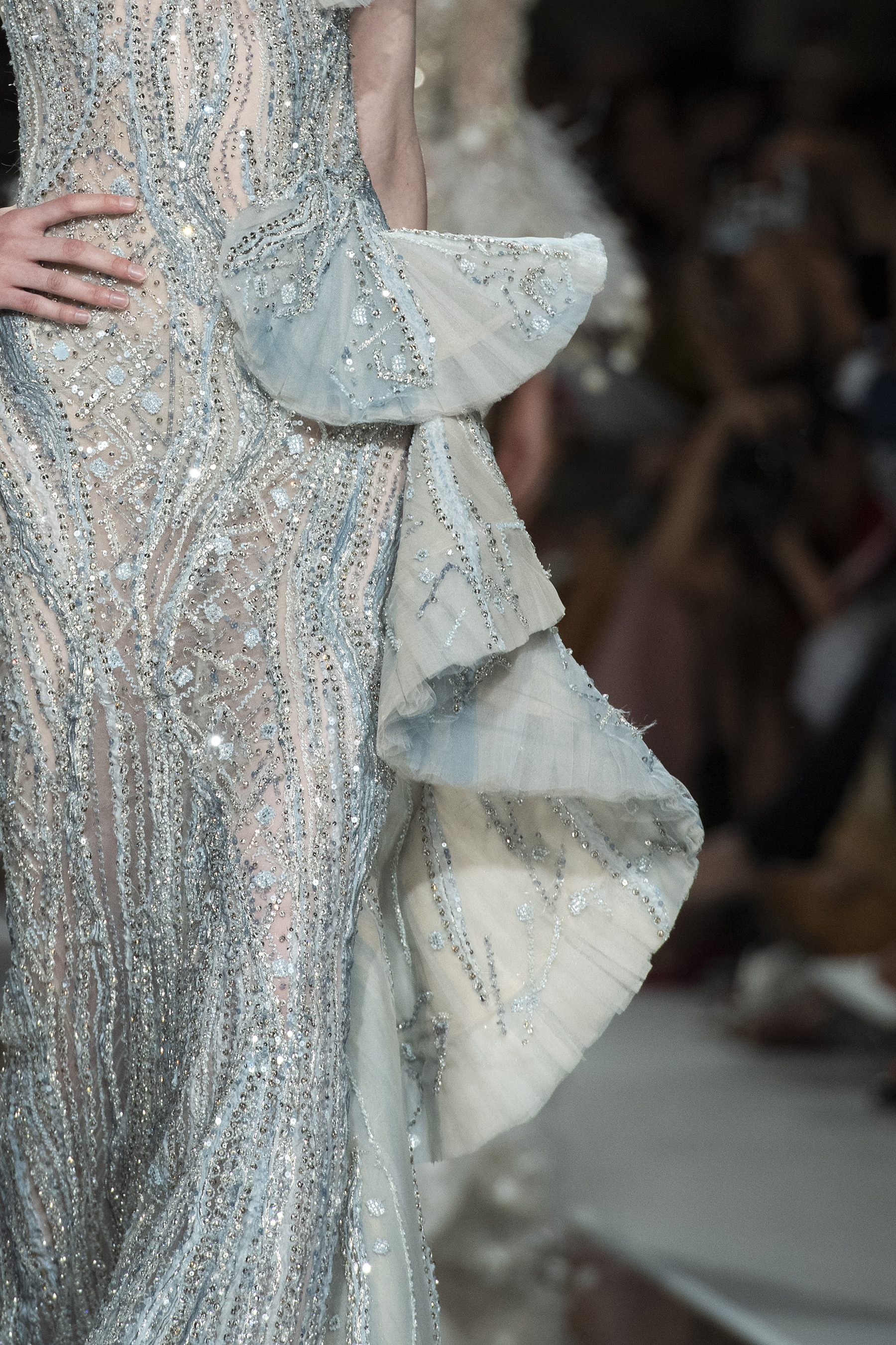 Ziad Nakad Couture Fall 2019 Fashion Show Details