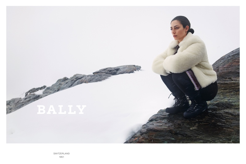 Bally Fall 2019 Ad Campaign by Zoe Ghertner & Wednesday