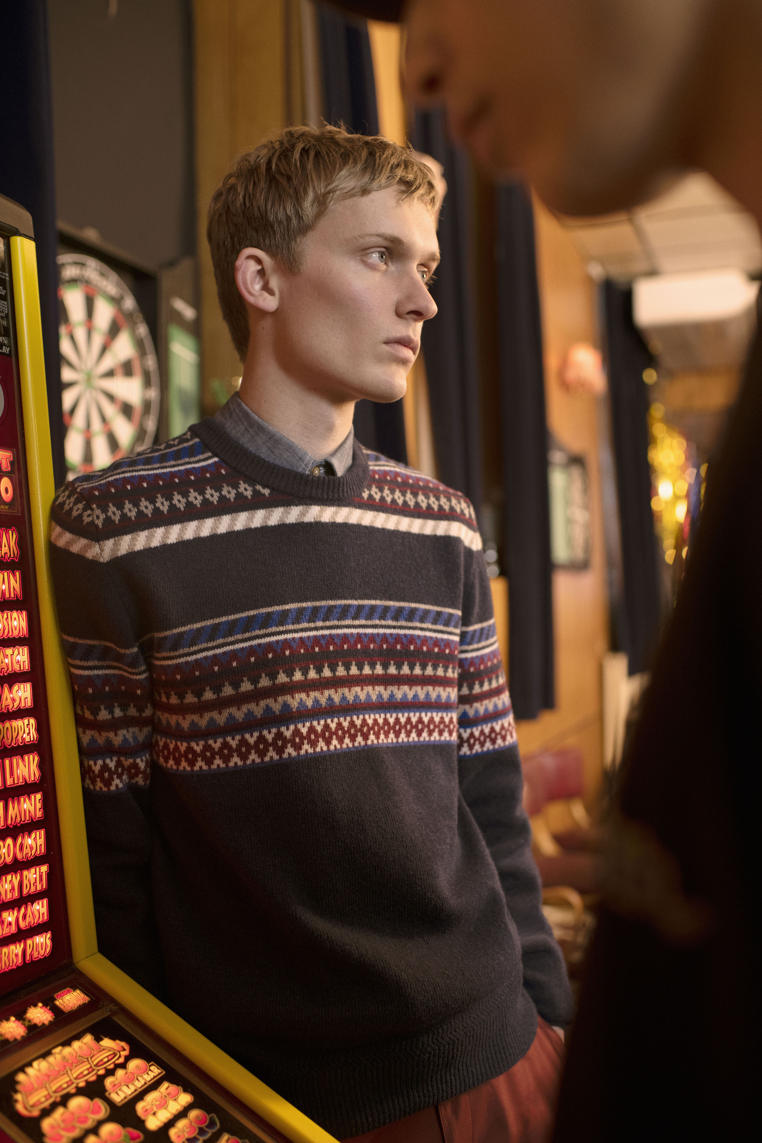 Ben Sherman Fall 2019 Ad Campaign by Tom Craig