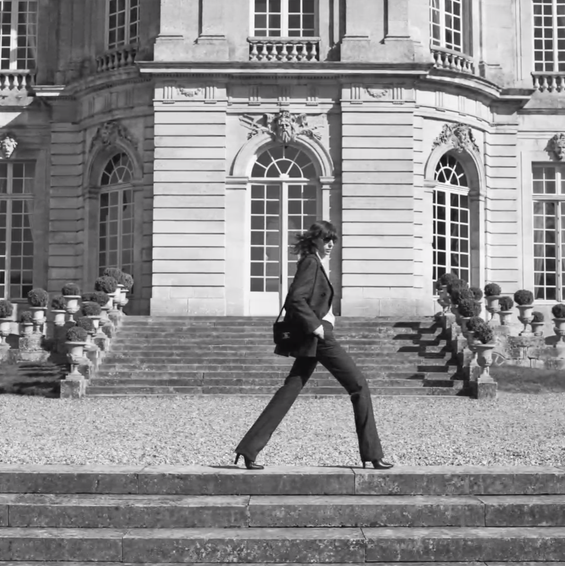 Celine The 16 Collection Fall 2019 Fashion Ad Campaign by Hedi Slimane