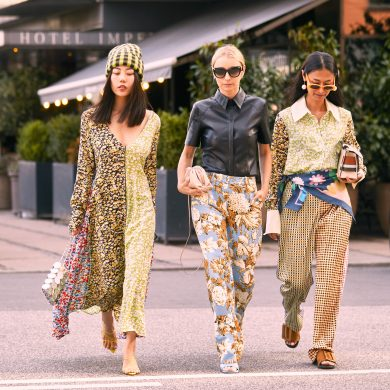 Copenhagen Fashion Week Street Style Spring 2020 Day 3
