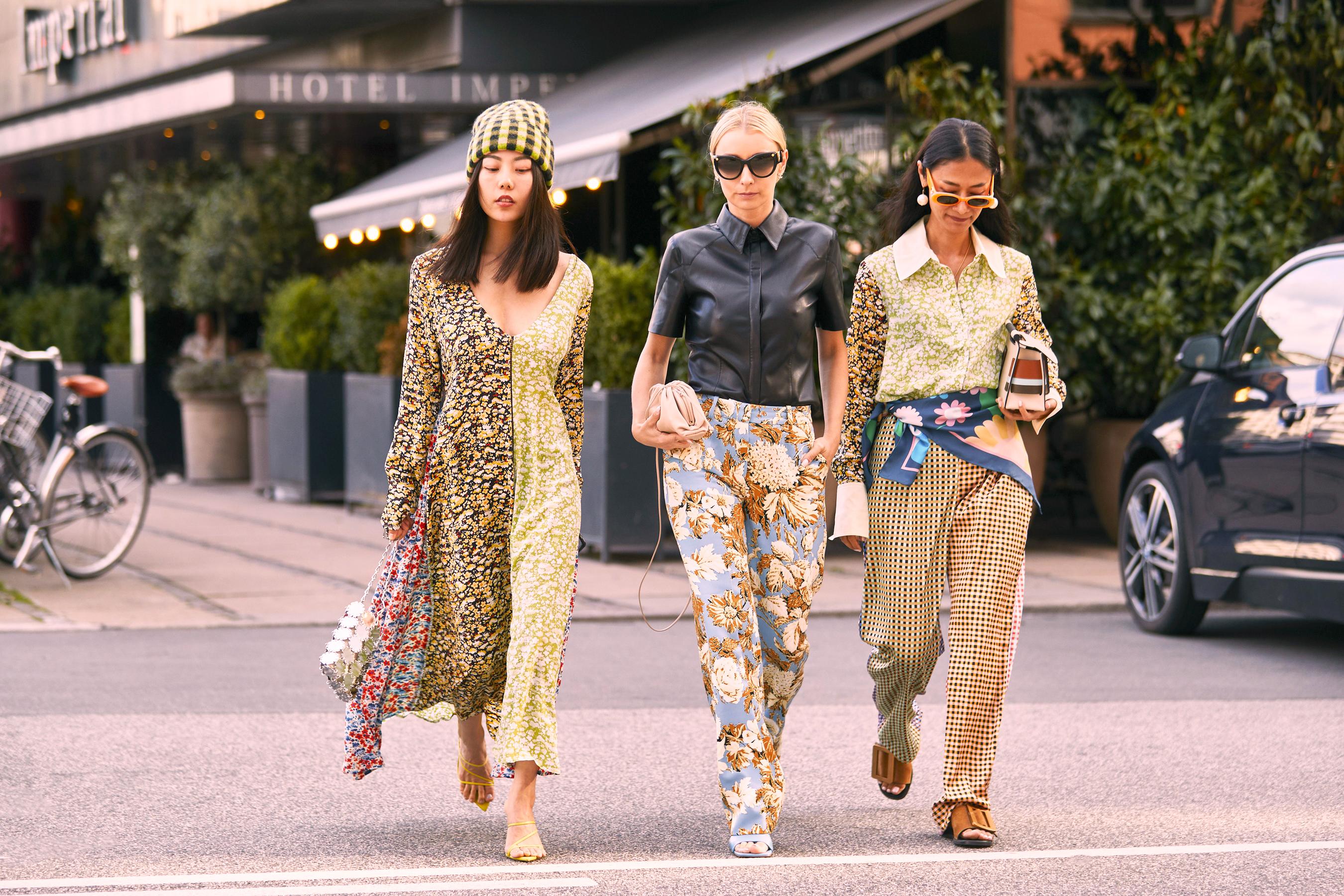 Street Fashion 2020.Copenhagen Fashion Week Street Style Spring 2020 Day 3 The