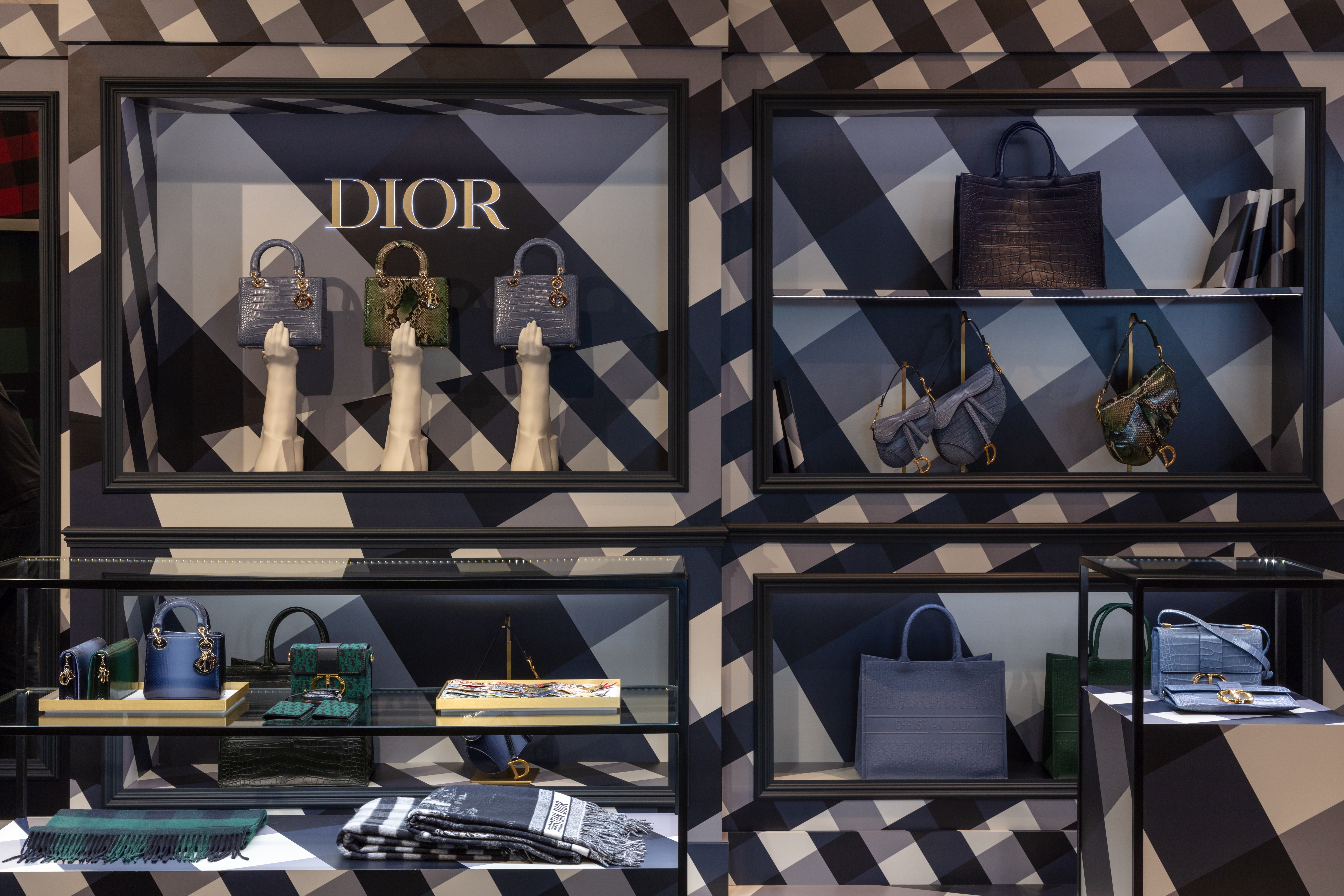 Dior Announces Harrods Pop-Up