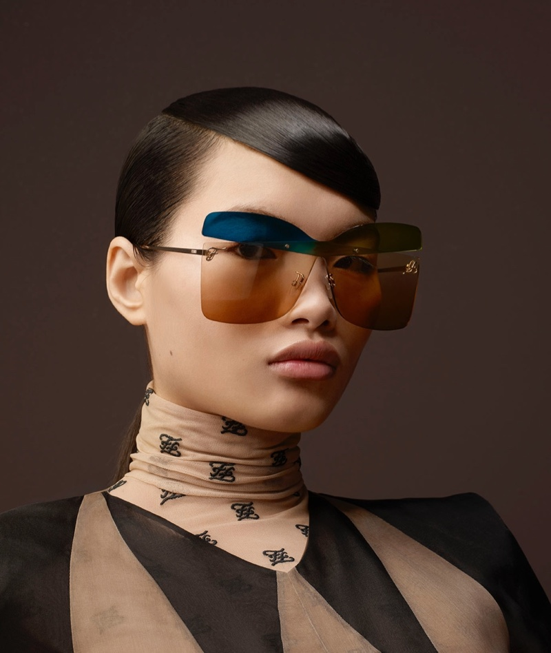 Fendi Fall 2019 Ad Campaign by Stephen Gan
