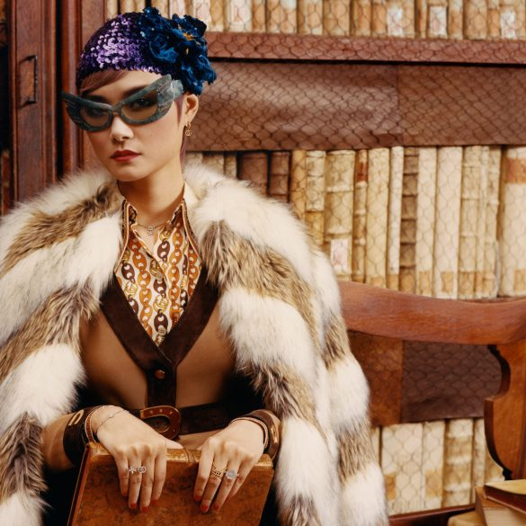 Gucci Fall 2019 Timepiece And Jewelry Campaign By Colin Dodgson