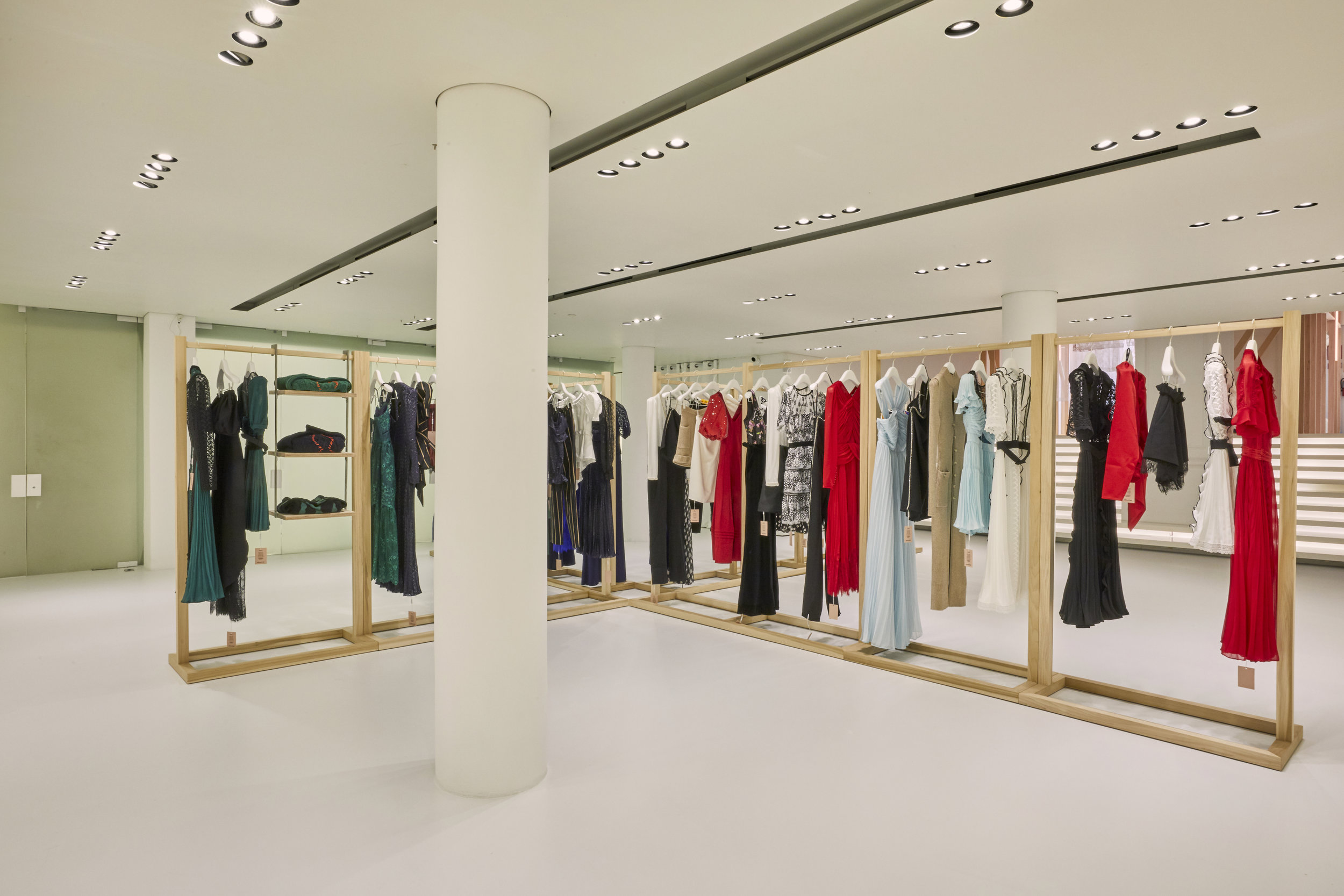Self-Portrait Opens New Store in Soho New York | The Impression