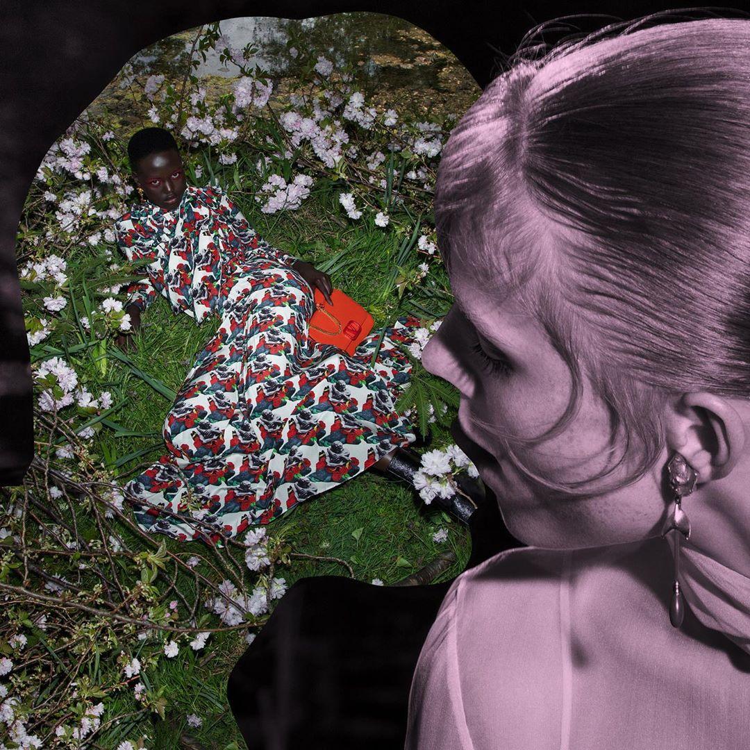 Valentino Fall 2019 Ad Campaign