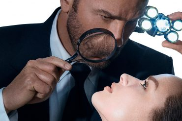 Tom Ford Launches Tom Ford Research Beauty Campaign by Steven Klein