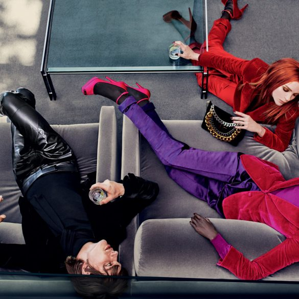 Tom Ford Fall 2019 Ad Campaign by Steven Klein