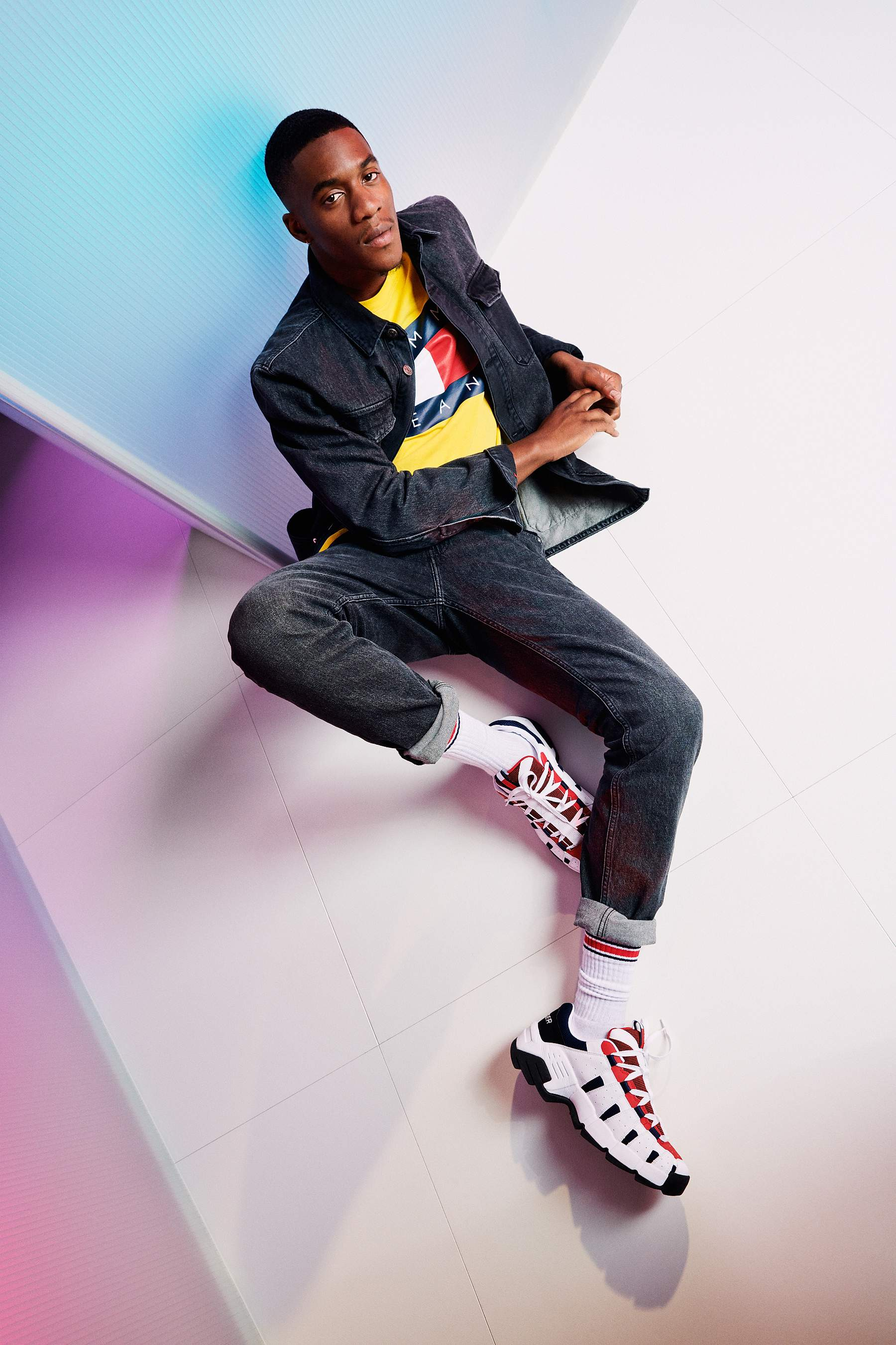 Tommy Jeans Fall 2019 Fashion Ad Campaign by Axel Morin