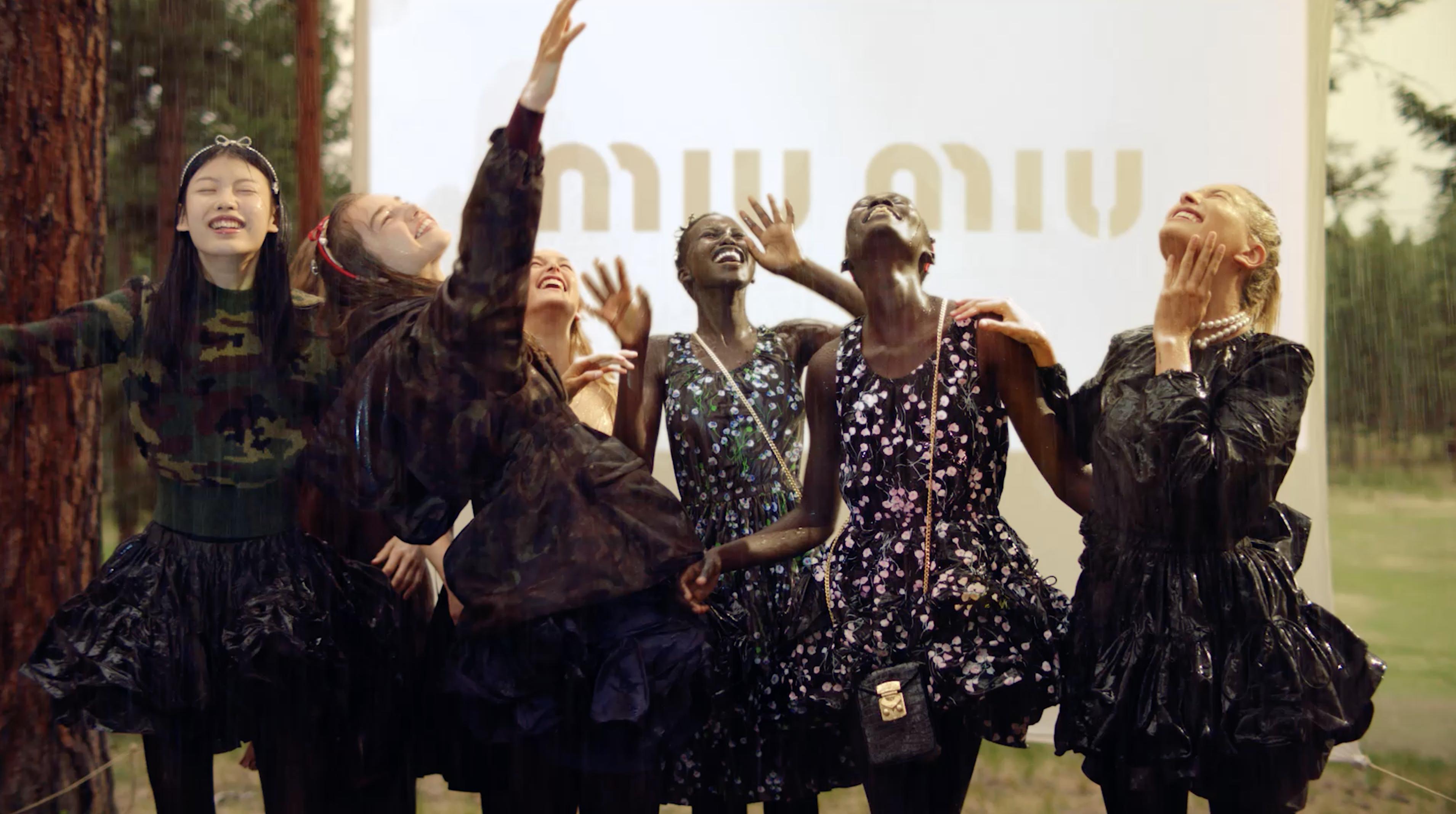 Miu Miu Fall 2019 Ad Campaign Film 'Paws Up' by Eddie Wrey