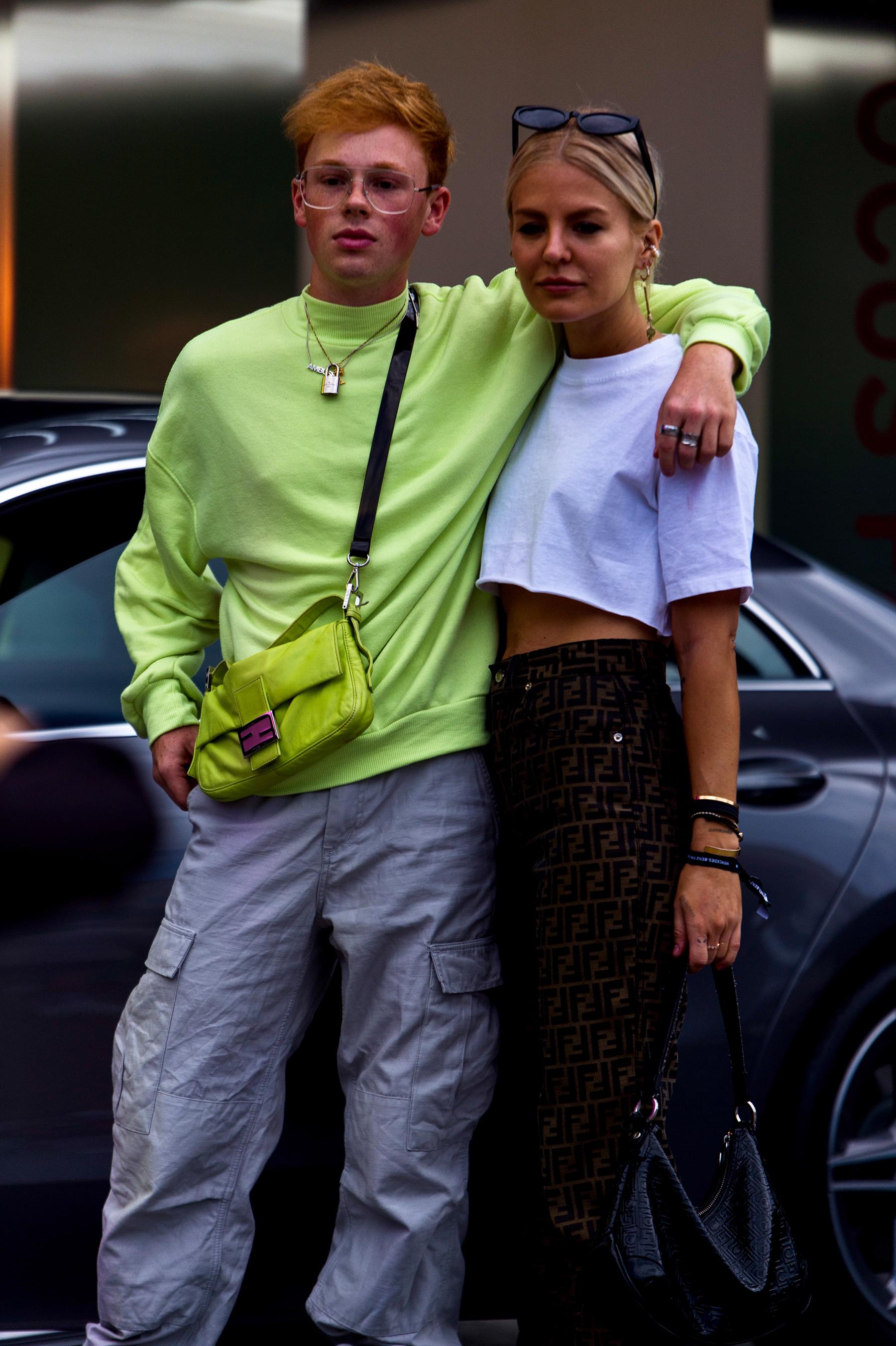 Berlin Fashion Week Street Style Spring 2020