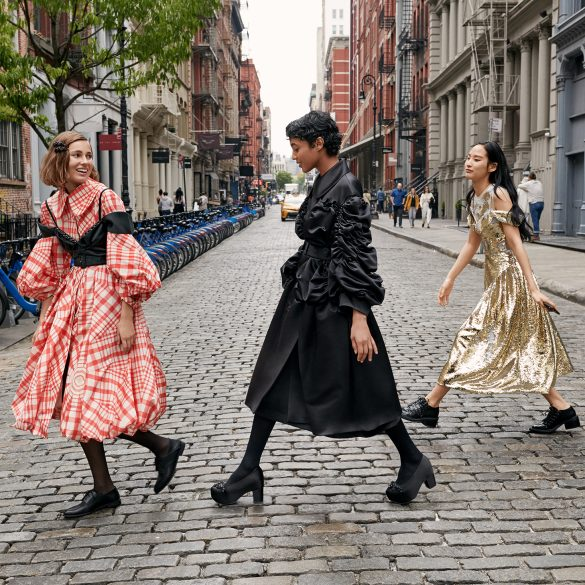 Nordstrom NYC Streets Fall 2019 Ad Campaign by Gus Powell