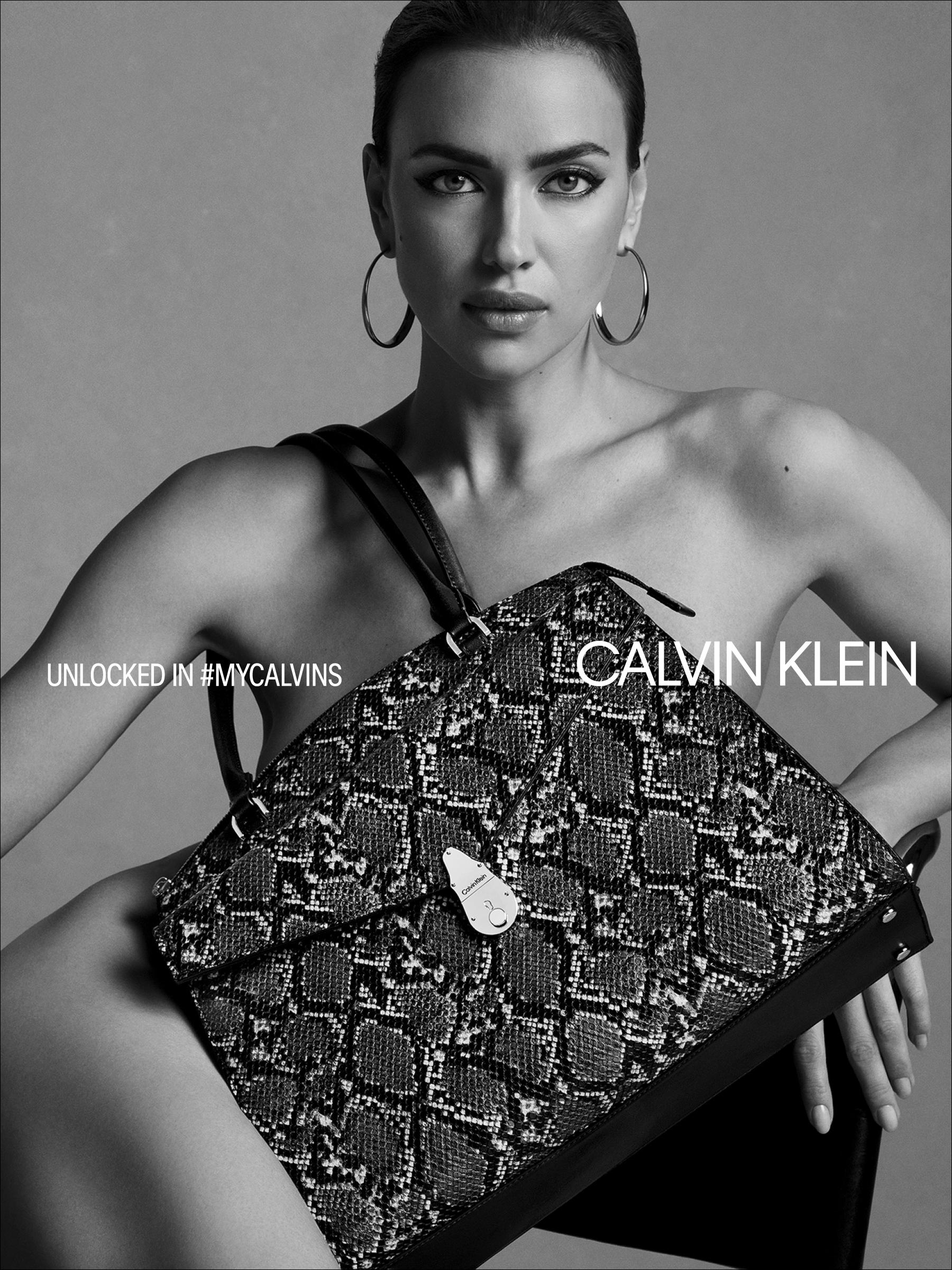 Calvin Klein Fall 2019 Handbag Ad Campaign by Inez and Vinoodh
